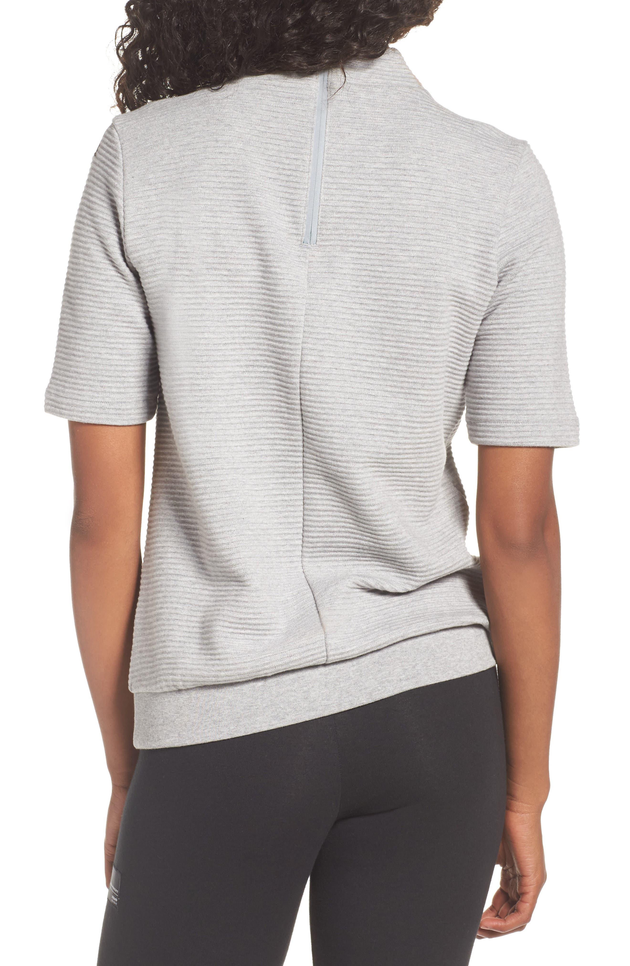 Originals EQT Sweatshirt,                             Alternate thumbnail 2, color,                             Medium Grey Heather