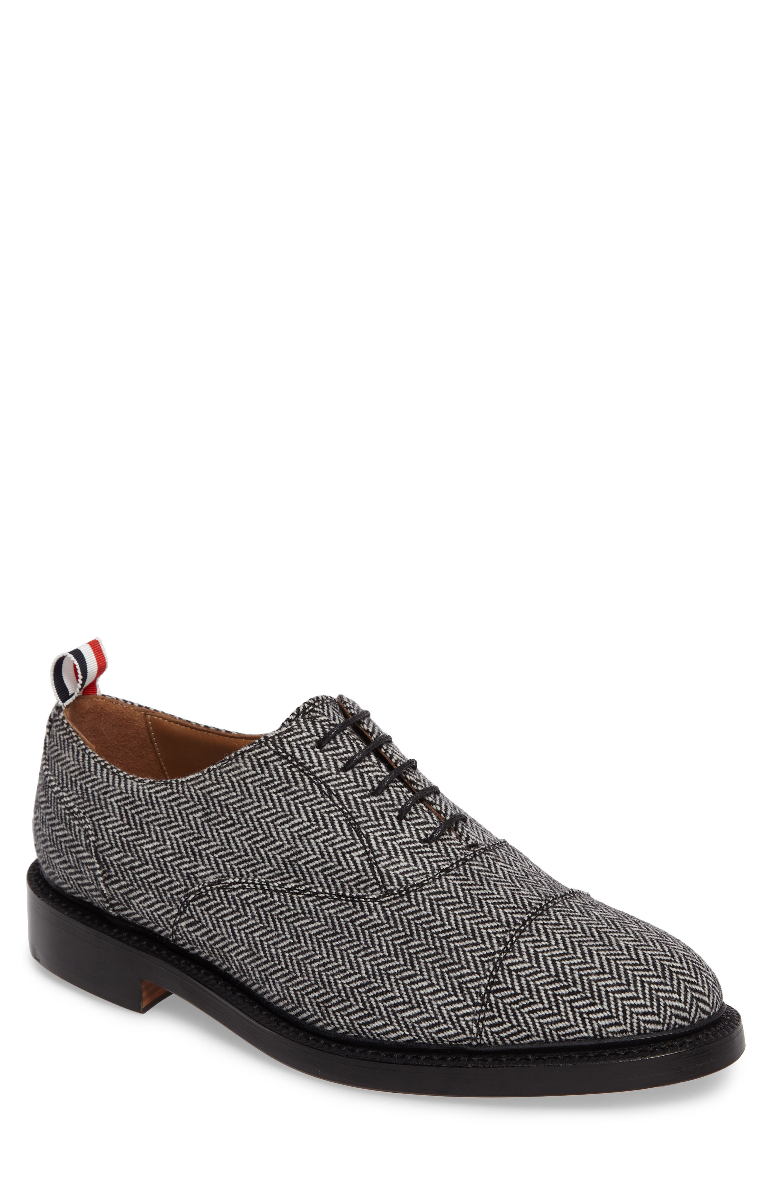 Thom Browne Cap Toe Oxford (Men)