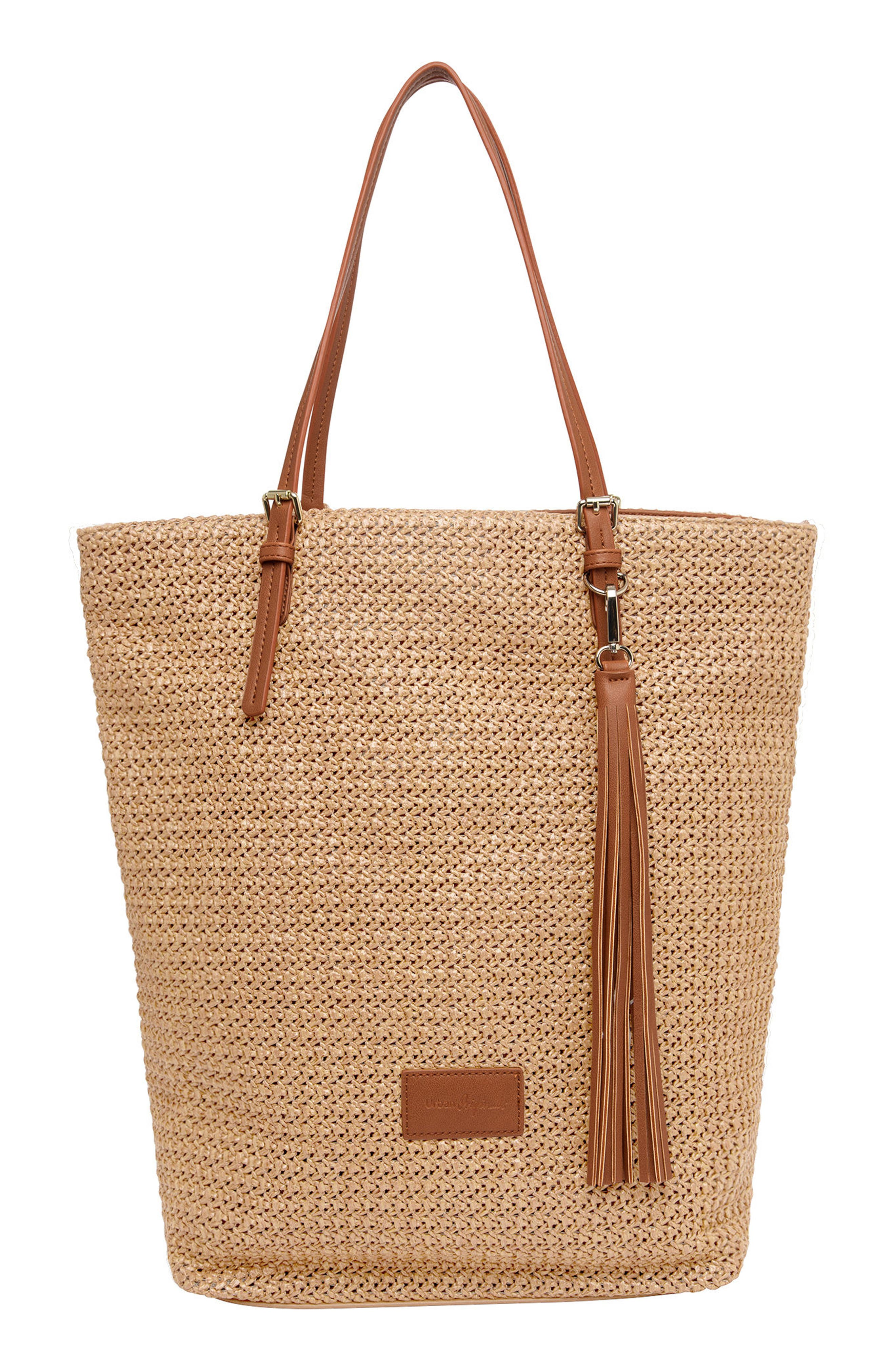 URBAN ORIGINALS St. Barths Vegan Leather Tote