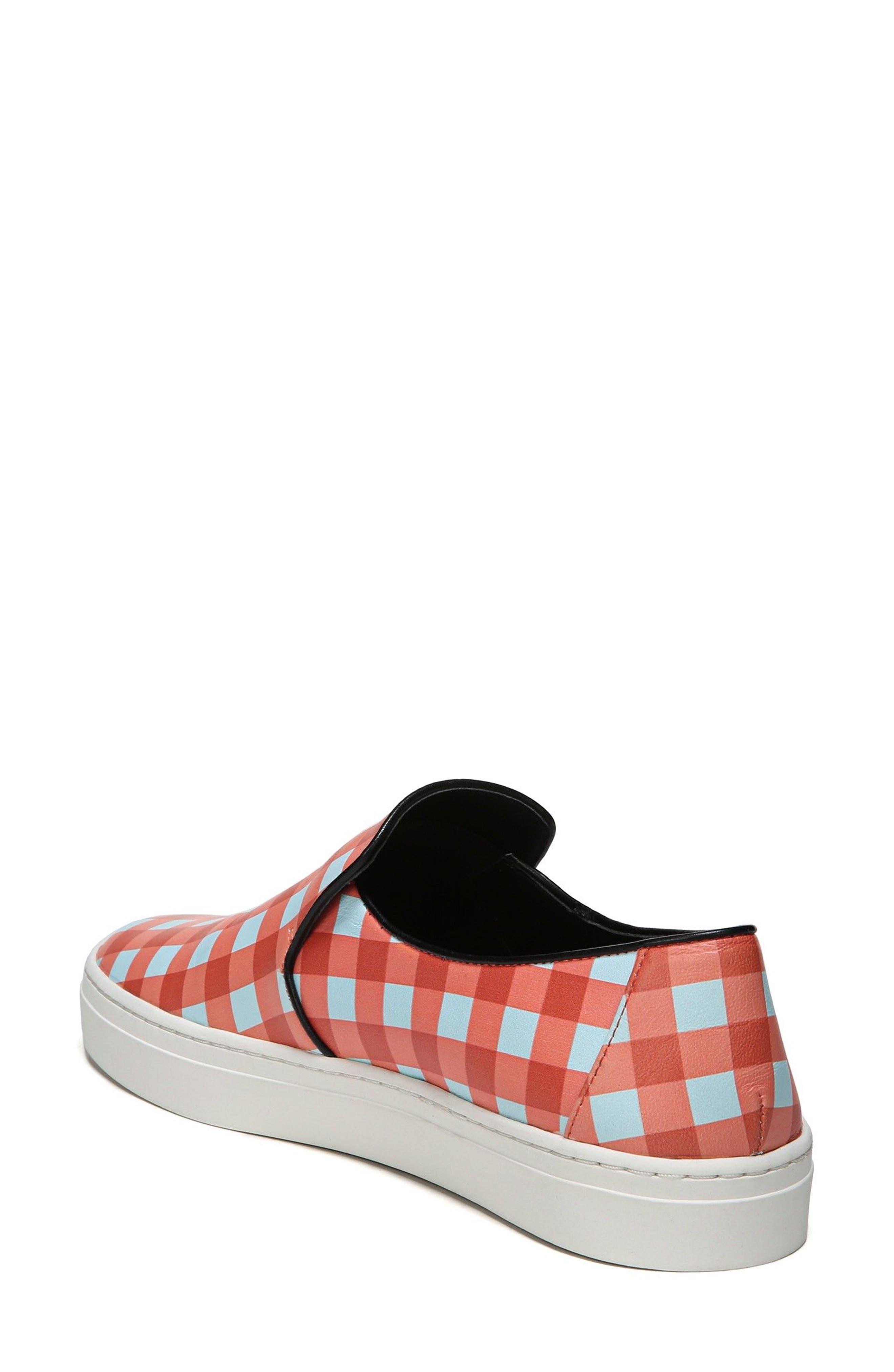 Budapest Slip-On Sneaker,                             Alternate thumbnail 2, color,                             Bold Red/ Black