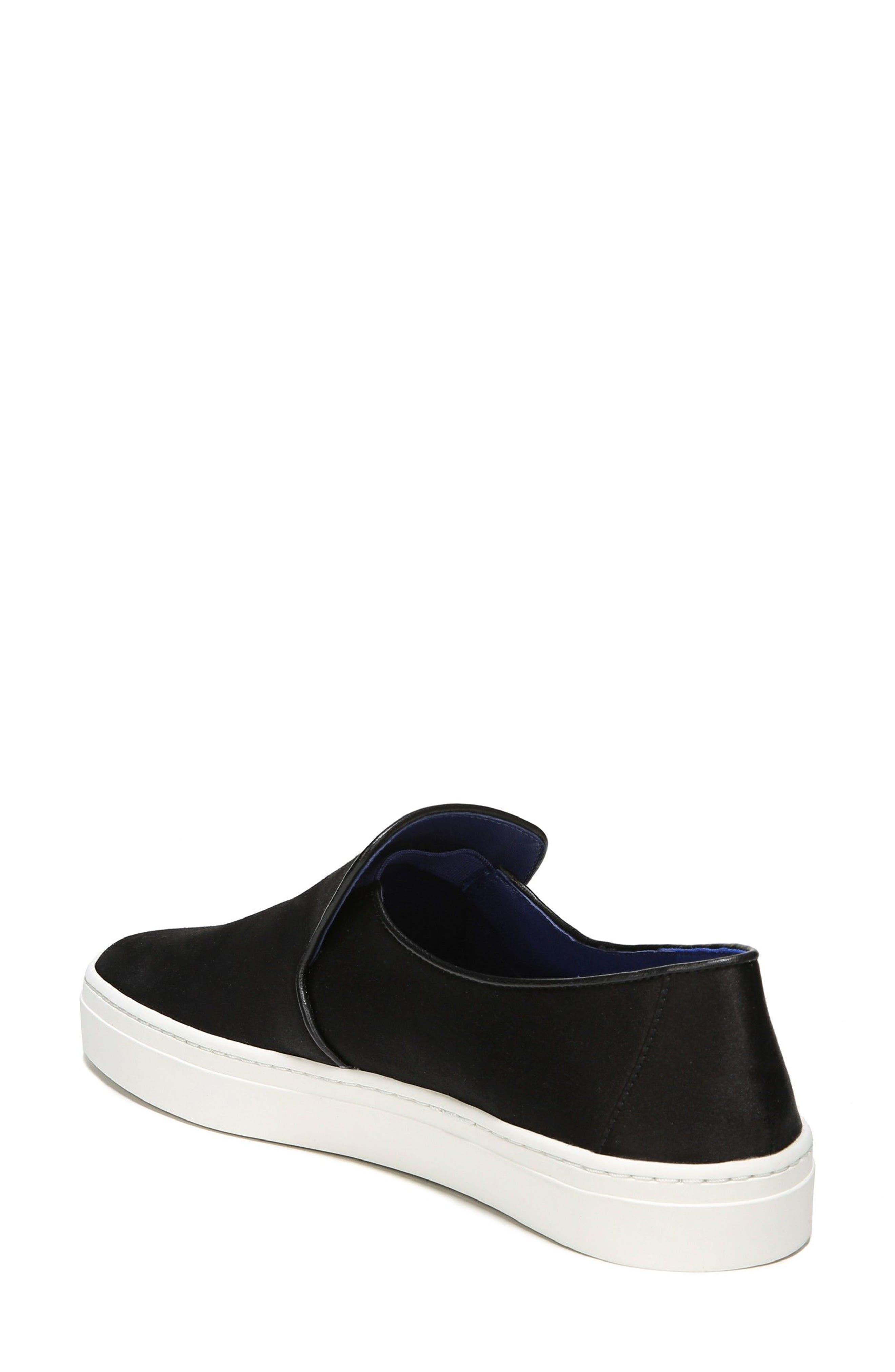 Budapest Slip-On Sneaker,                             Alternate thumbnail 2, color,                             Black