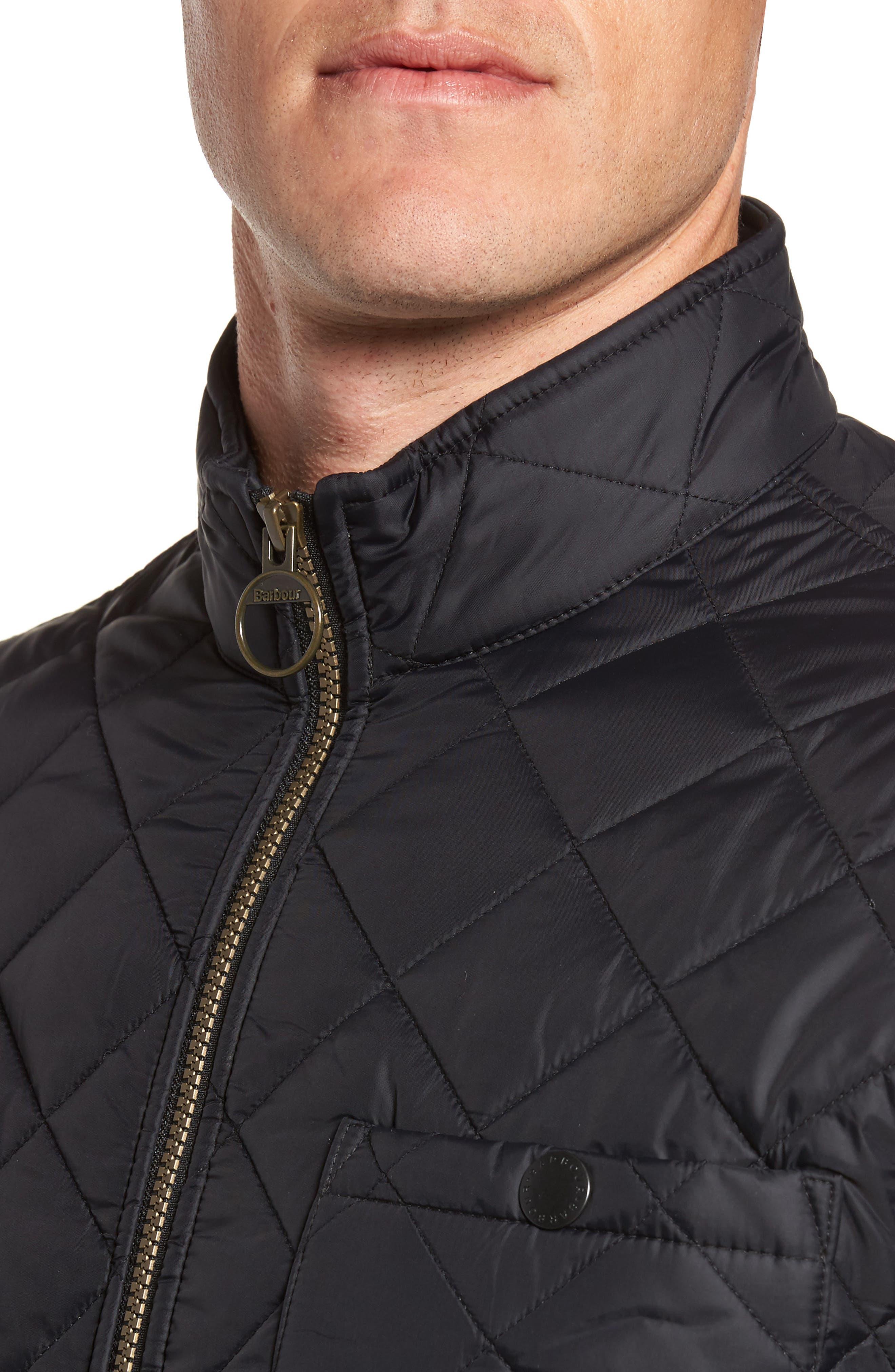 Alternate Image 4  - Barbour Pod Slim Fit Water Resistant Quilted Jacket