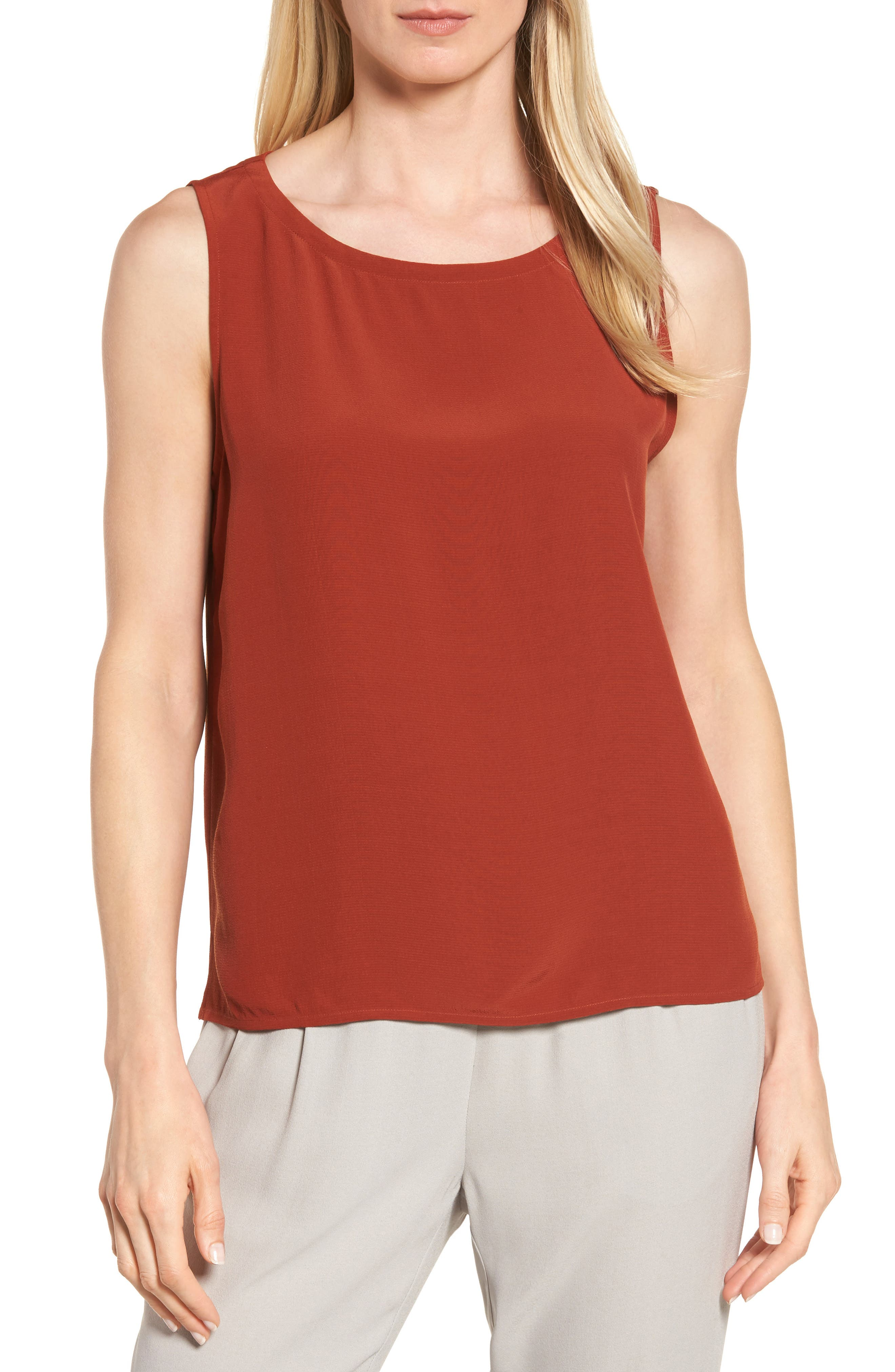 EILEEN FISHER Tencel<sup>®</sup> Blend Tank