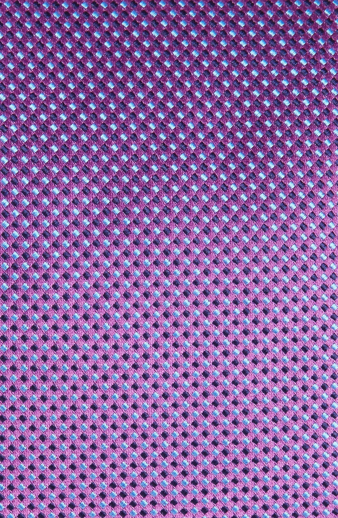 Alternate Image 2  - Eton Microdot Silk Tie