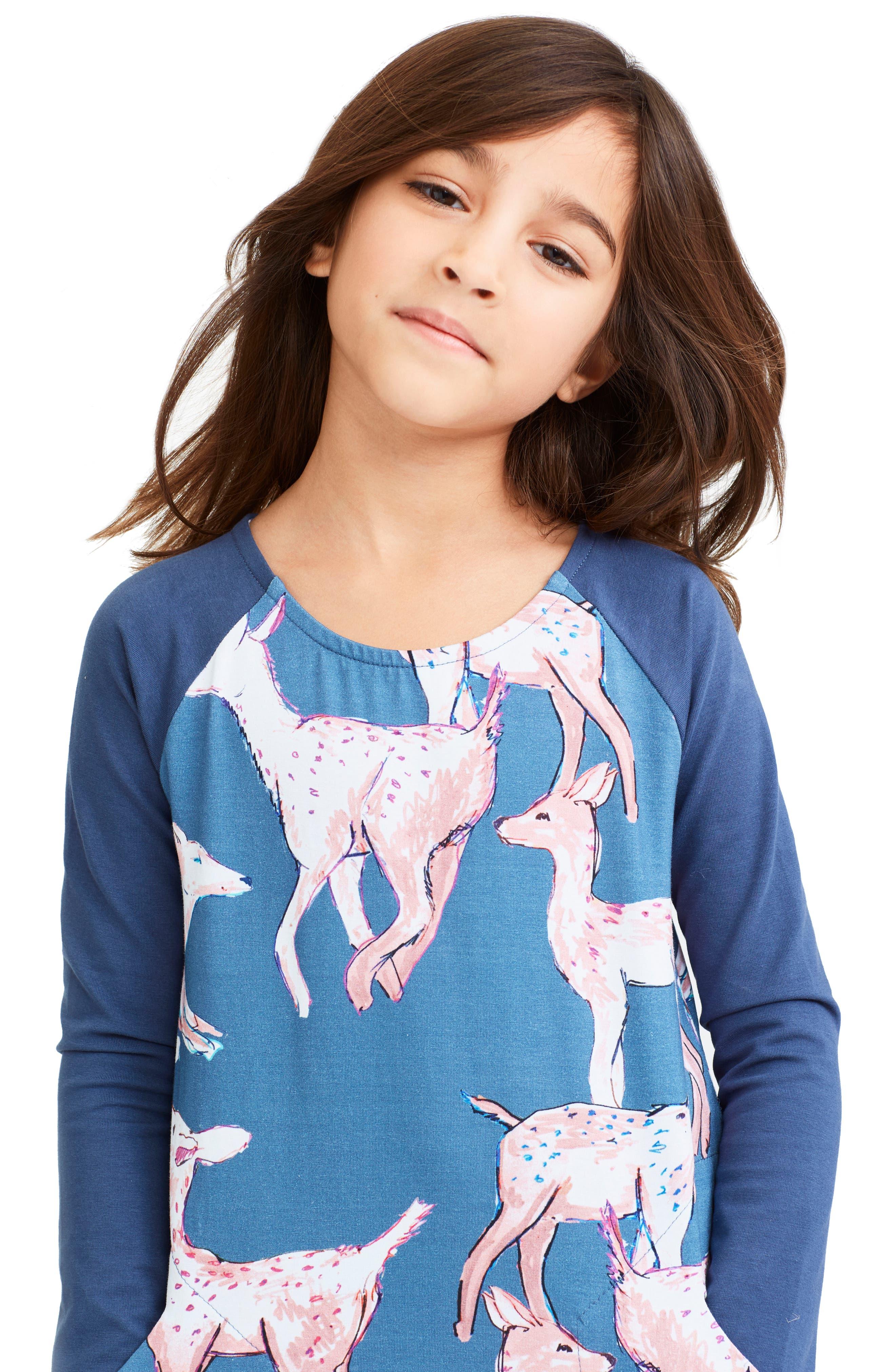 Alternate Image 3  - Art & Eden Luna Dress (Toddler Girls & Little Girls)
