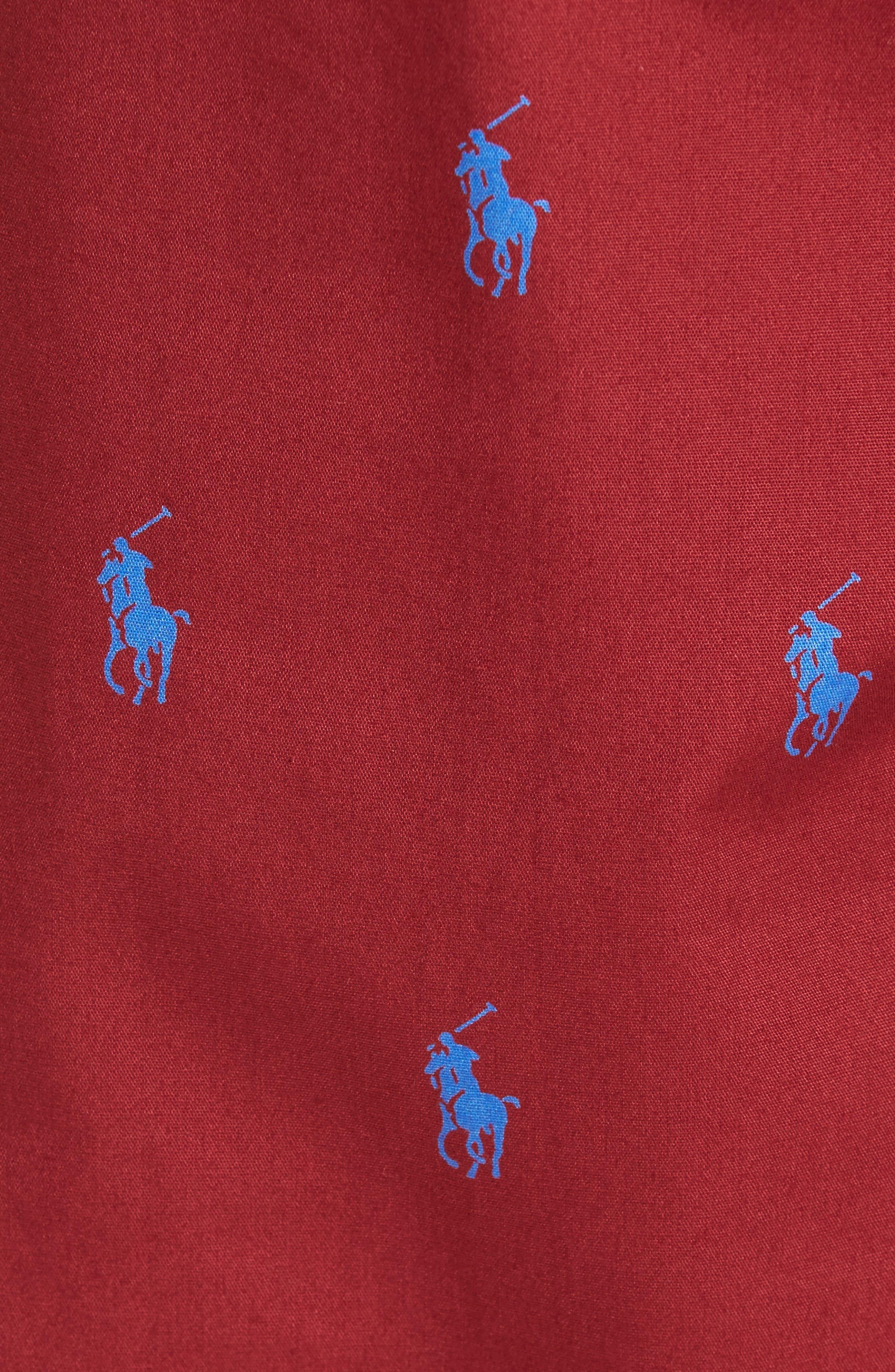 Alternate Image 5  - Polo Ralph Lauren Classic Lounge Pants
