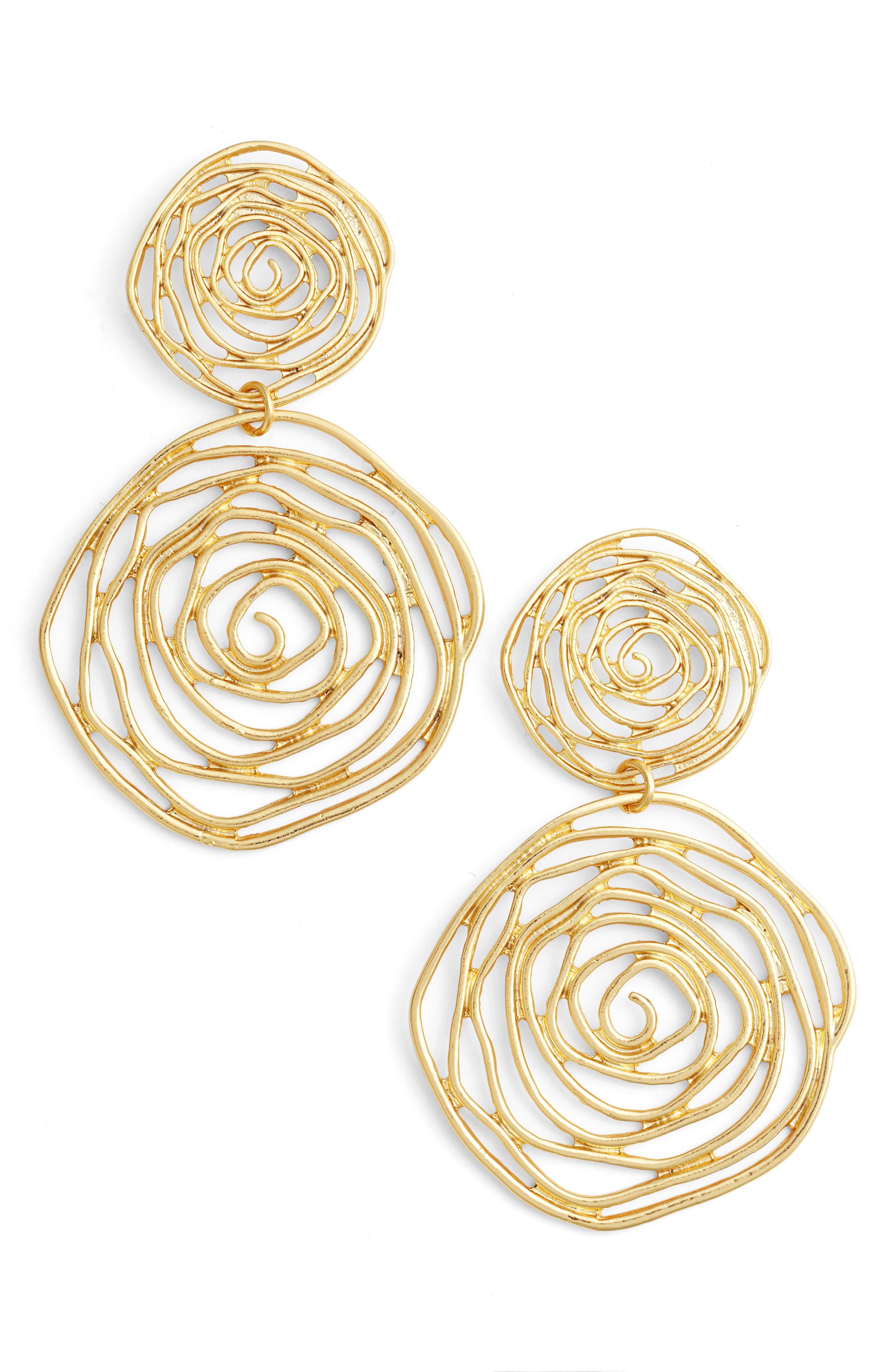 Alternate Image 1 Selected - Karine Sultan Drop Earings