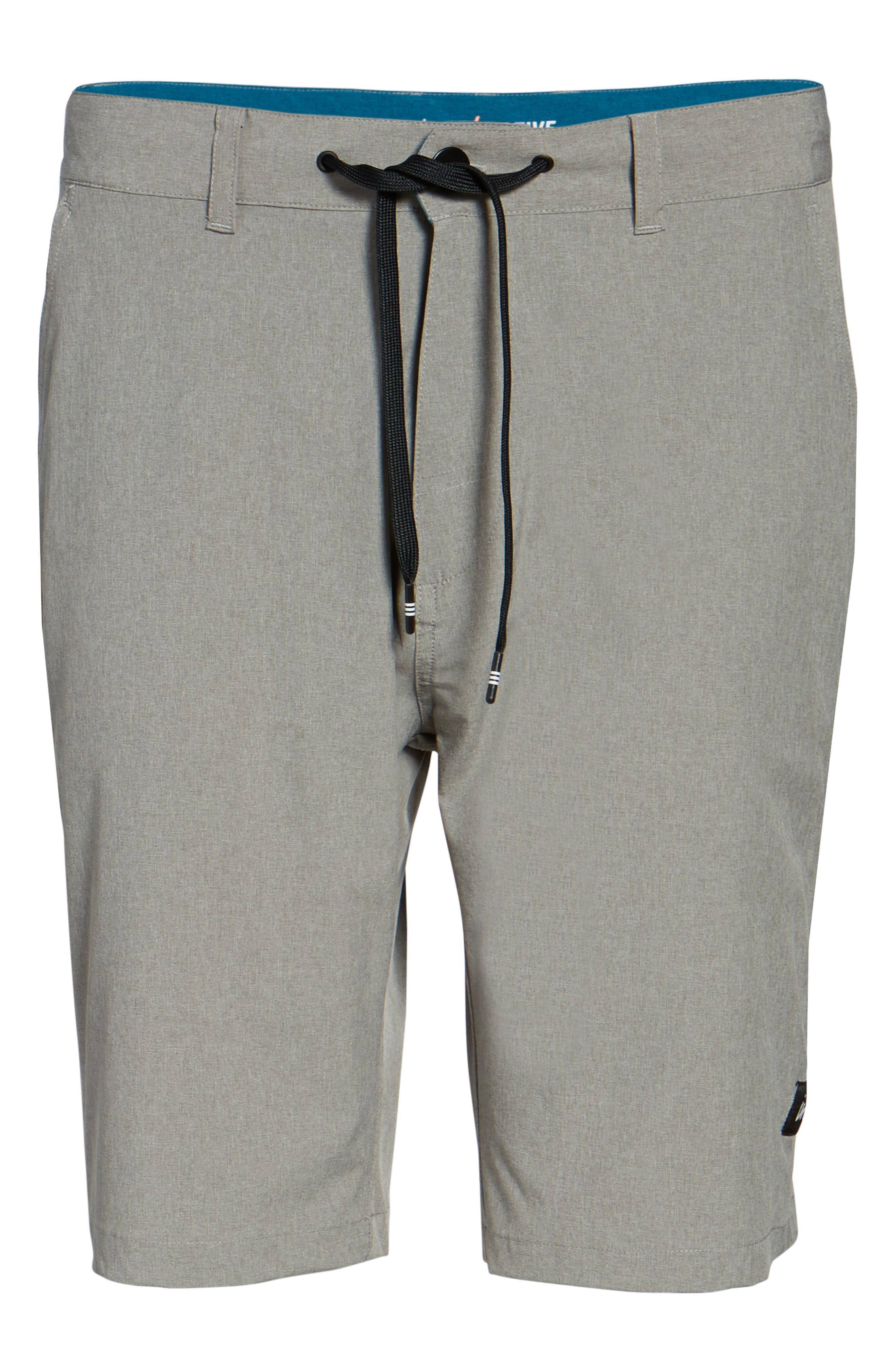 Freedom Carbon Cruiser Shorts,                             Alternate thumbnail 5, color,                             Grey