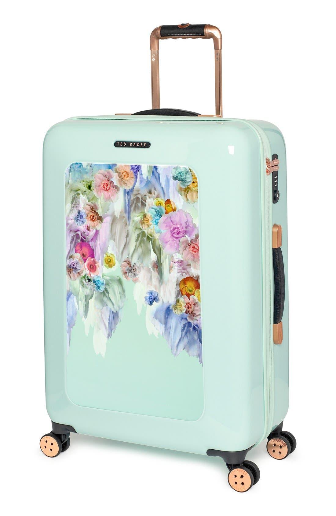 Alternate Image 3  - Ted Baker London 'Medium Sugar Sweet Florals' Hard Shell Suitcase (28 Inch)
