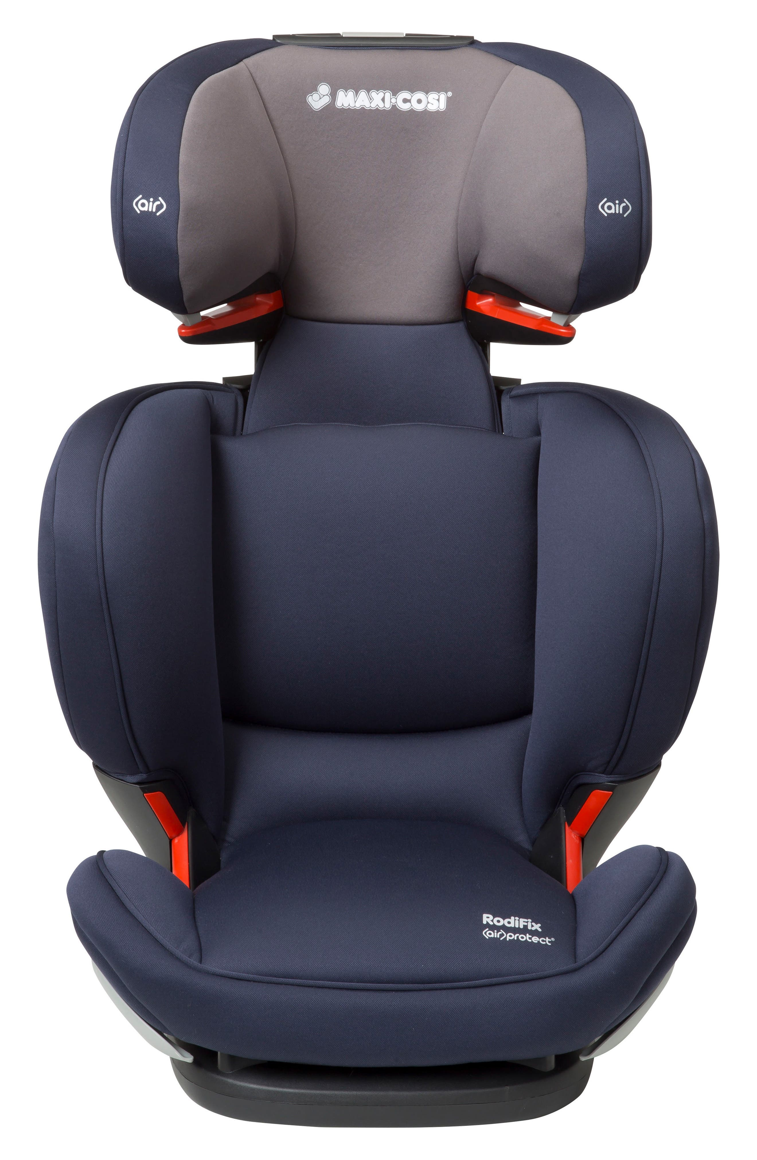 RodiFix Booster Car Seat,                         Main,                         color, Navy