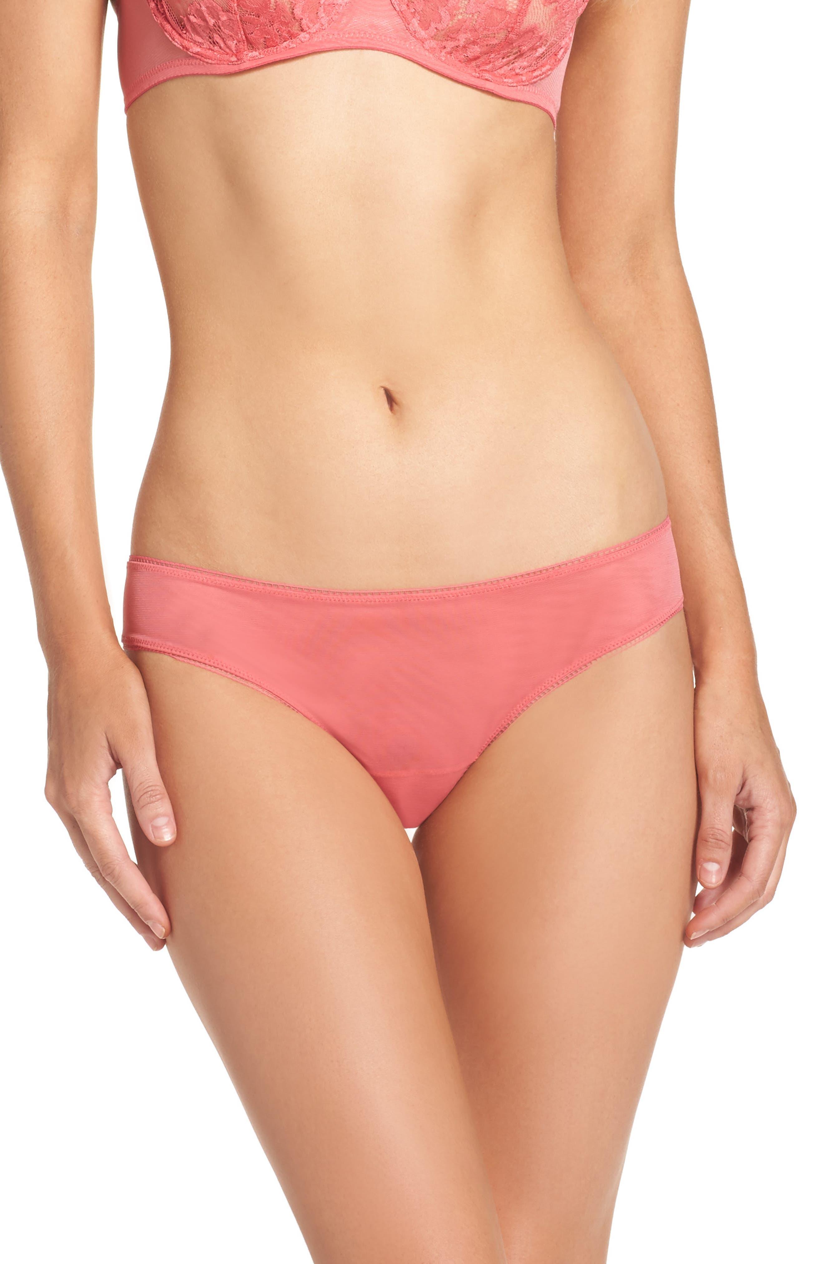 Alternate Image 1 Selected - La Perla Primrose Field Brazilian Panties
