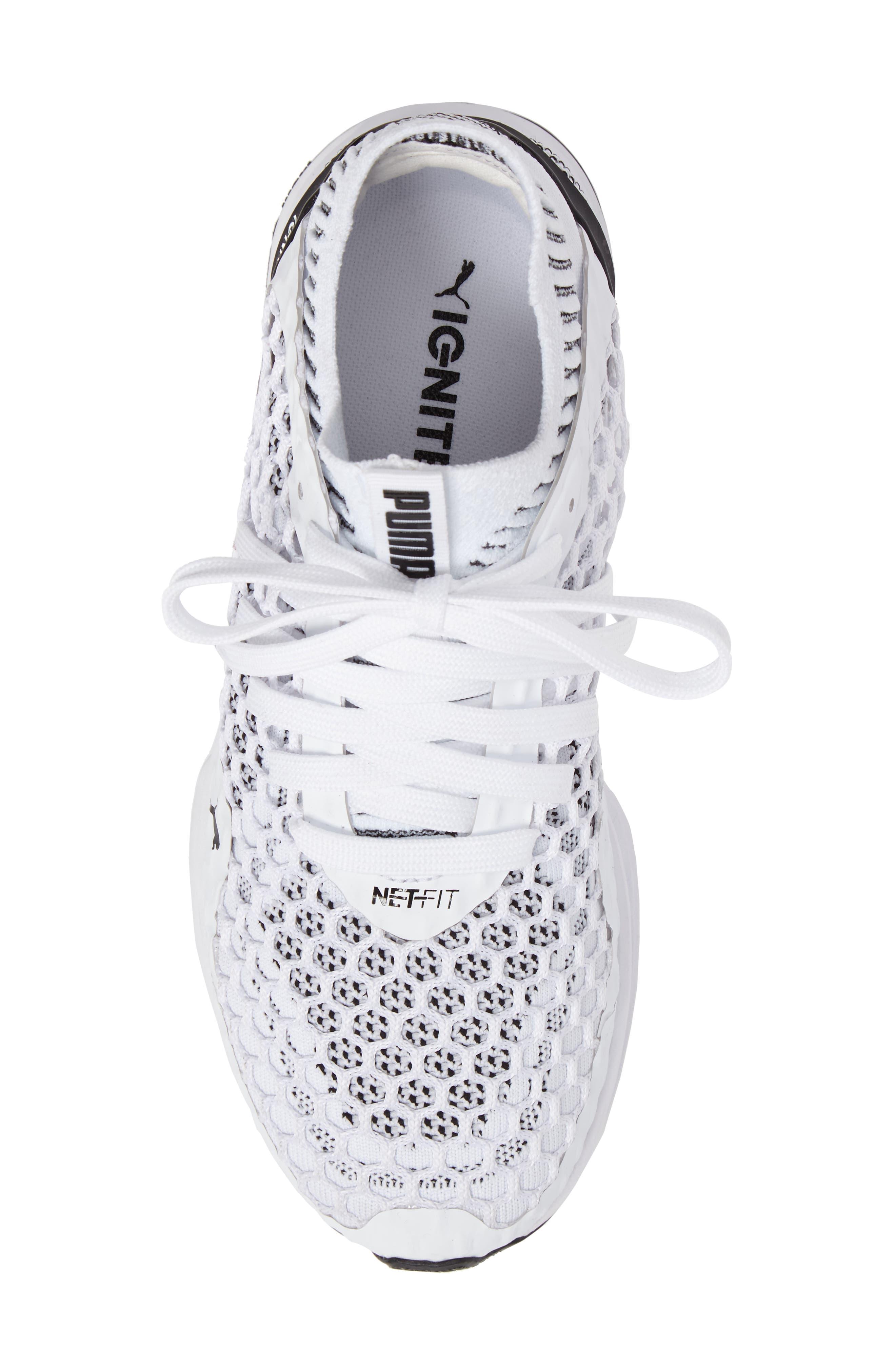 Alternate Image 5  - PUMA IGNITE evoKNIT Running Shoe (Women)