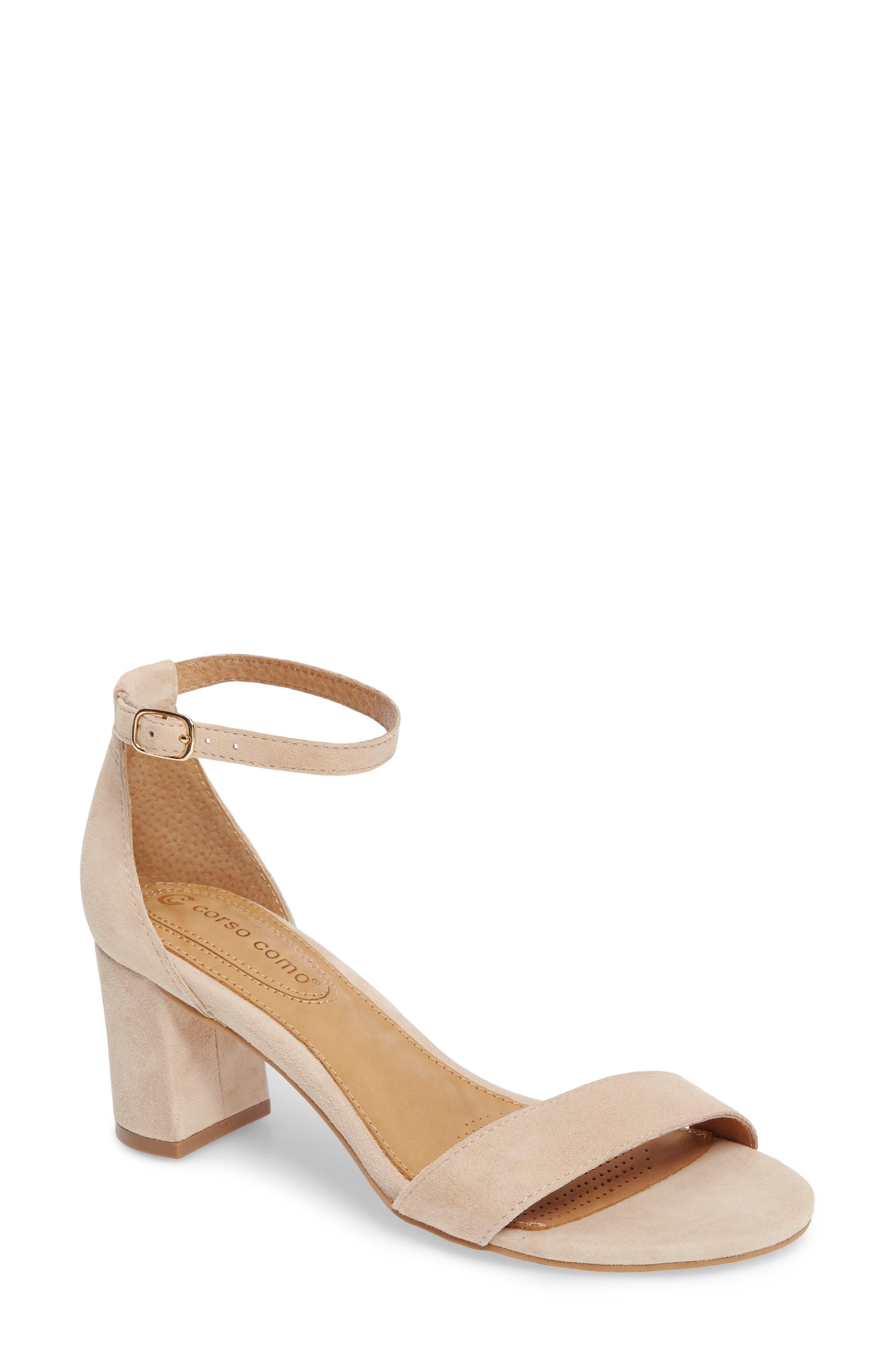 Alternate Image 1 Selected - Corso Como Caress Sandal (Women)