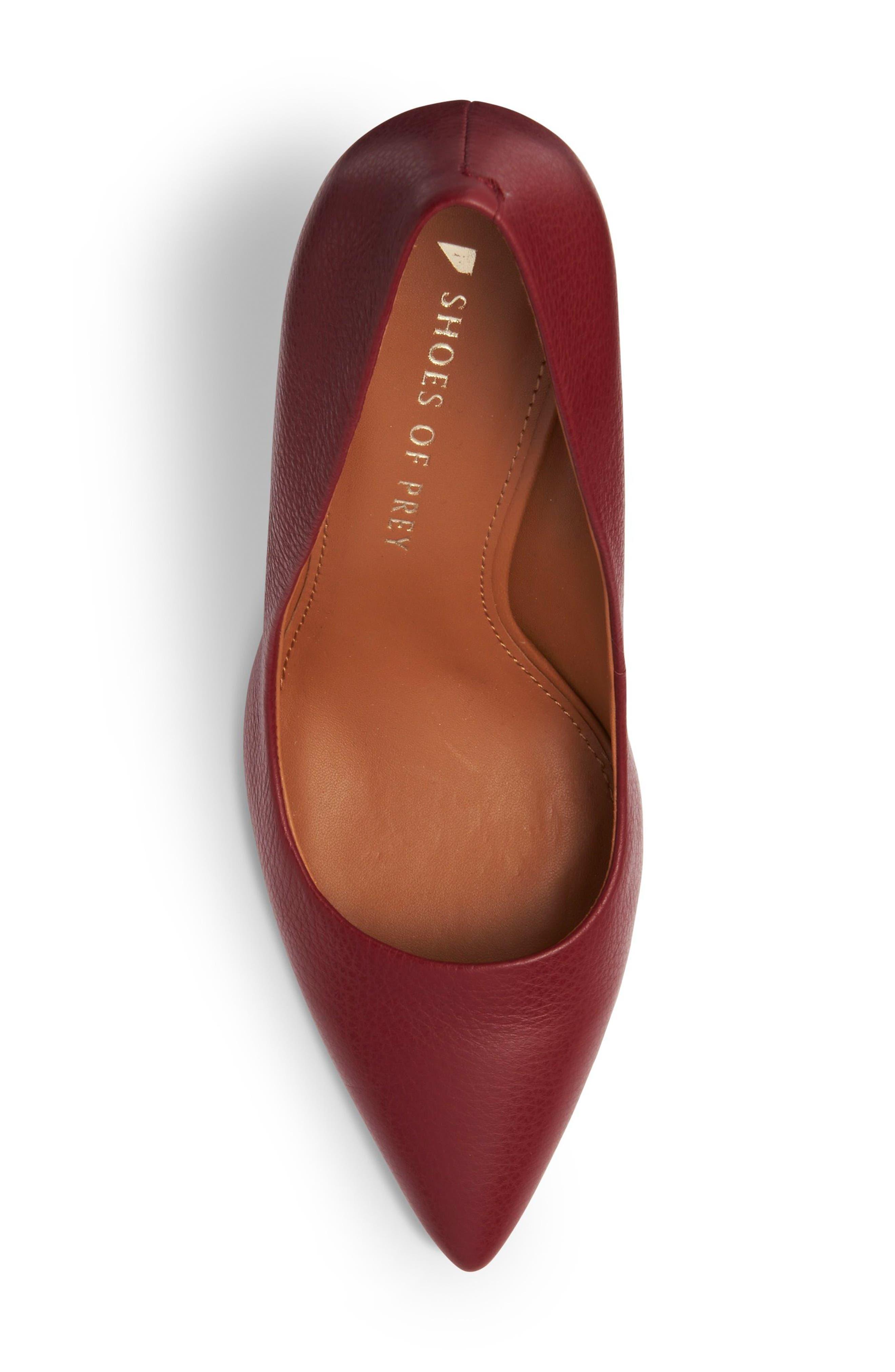 Alternate Image 5  - Shoes of Prey Block Heel Pump (Women)