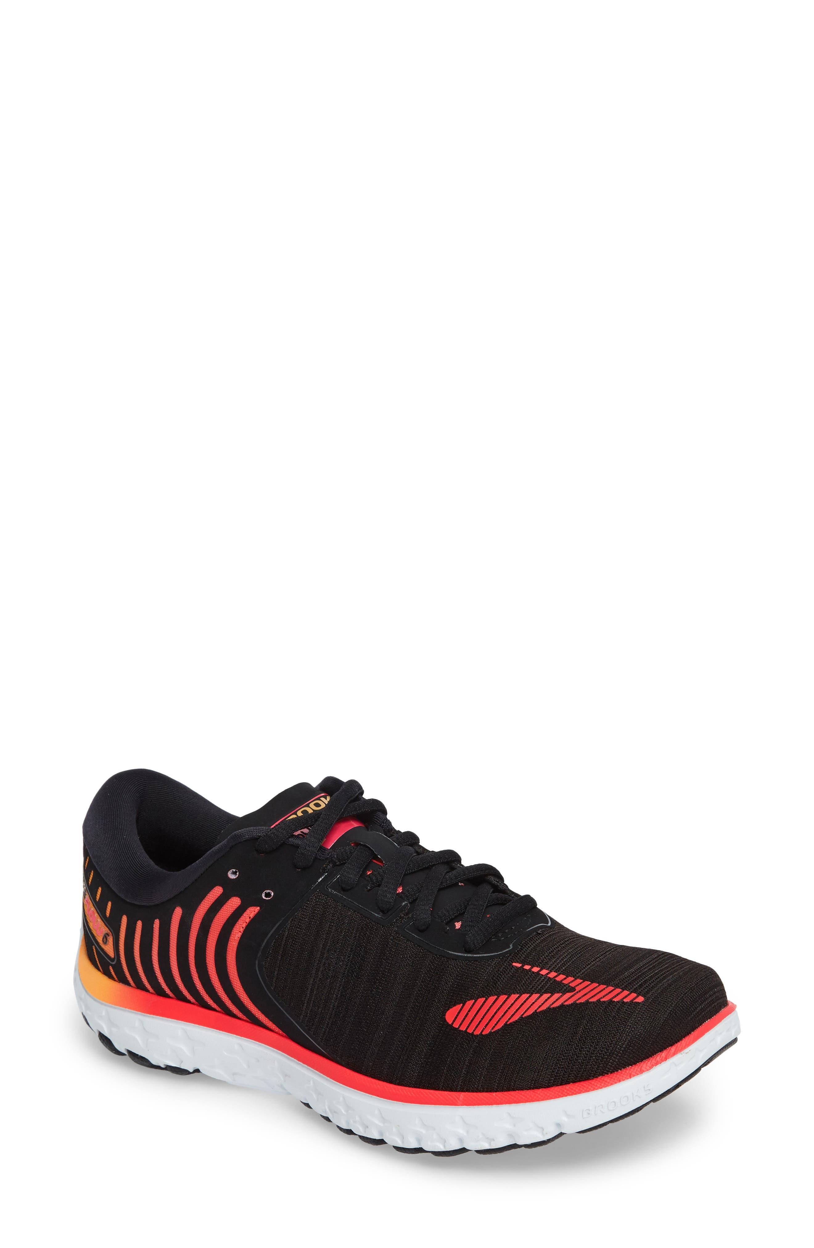 Alternate Image 1 Selected - Brooks PureFlow 6 Running Shoe (Women)