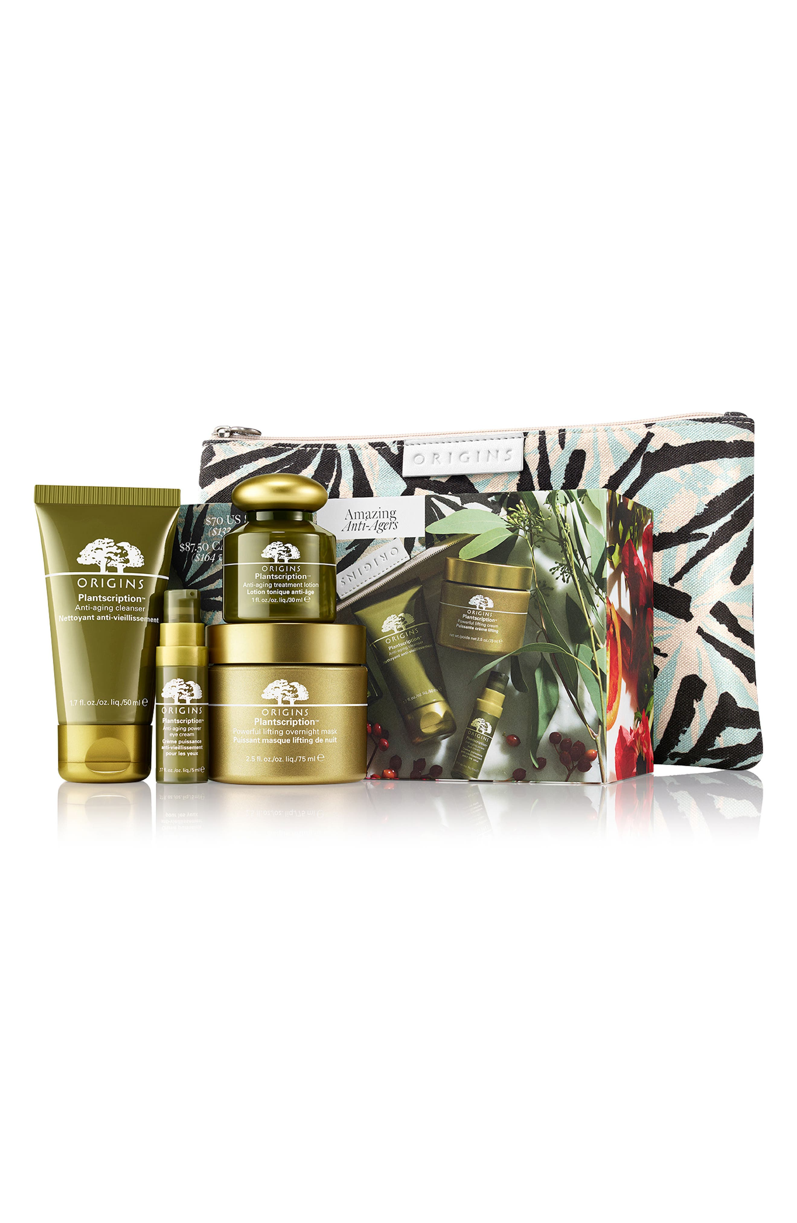 Origins Amazing Anti-Agers Set ($135 Value)