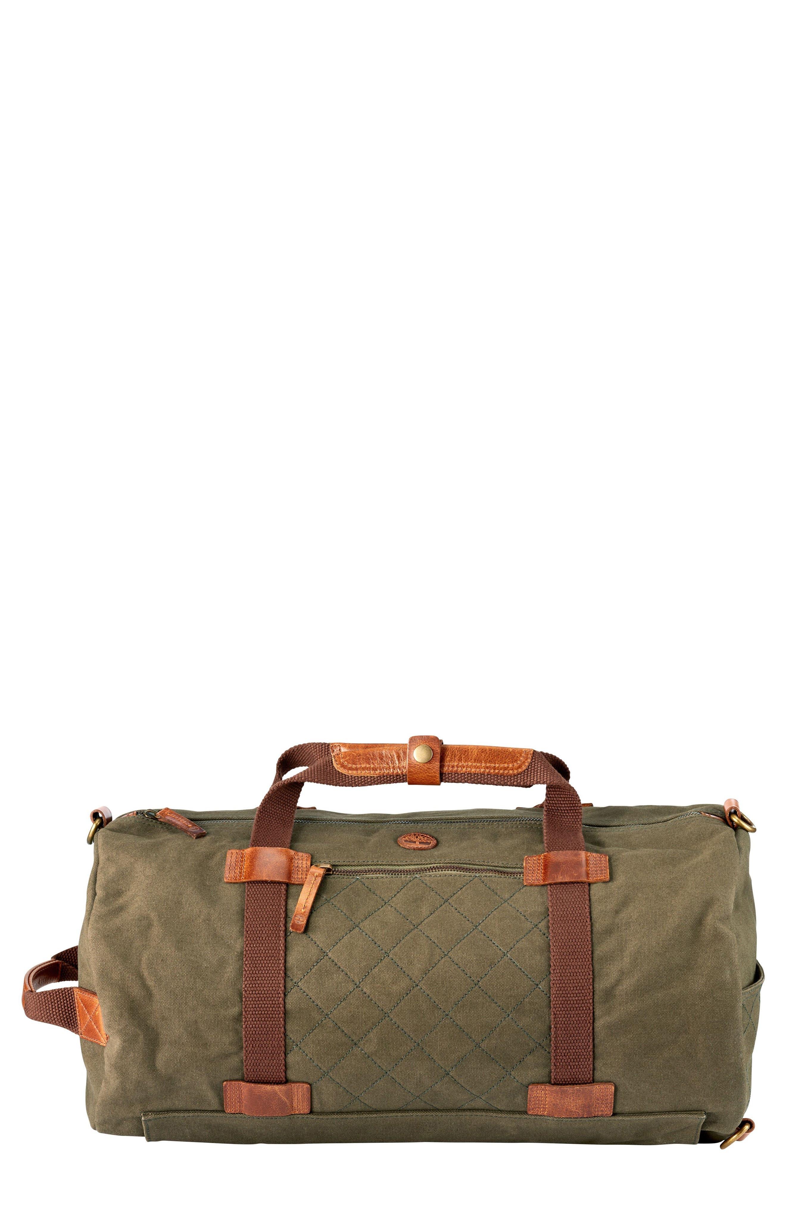 Alternate Image 1 Selected - Timberland Nantasket Duffel Bag