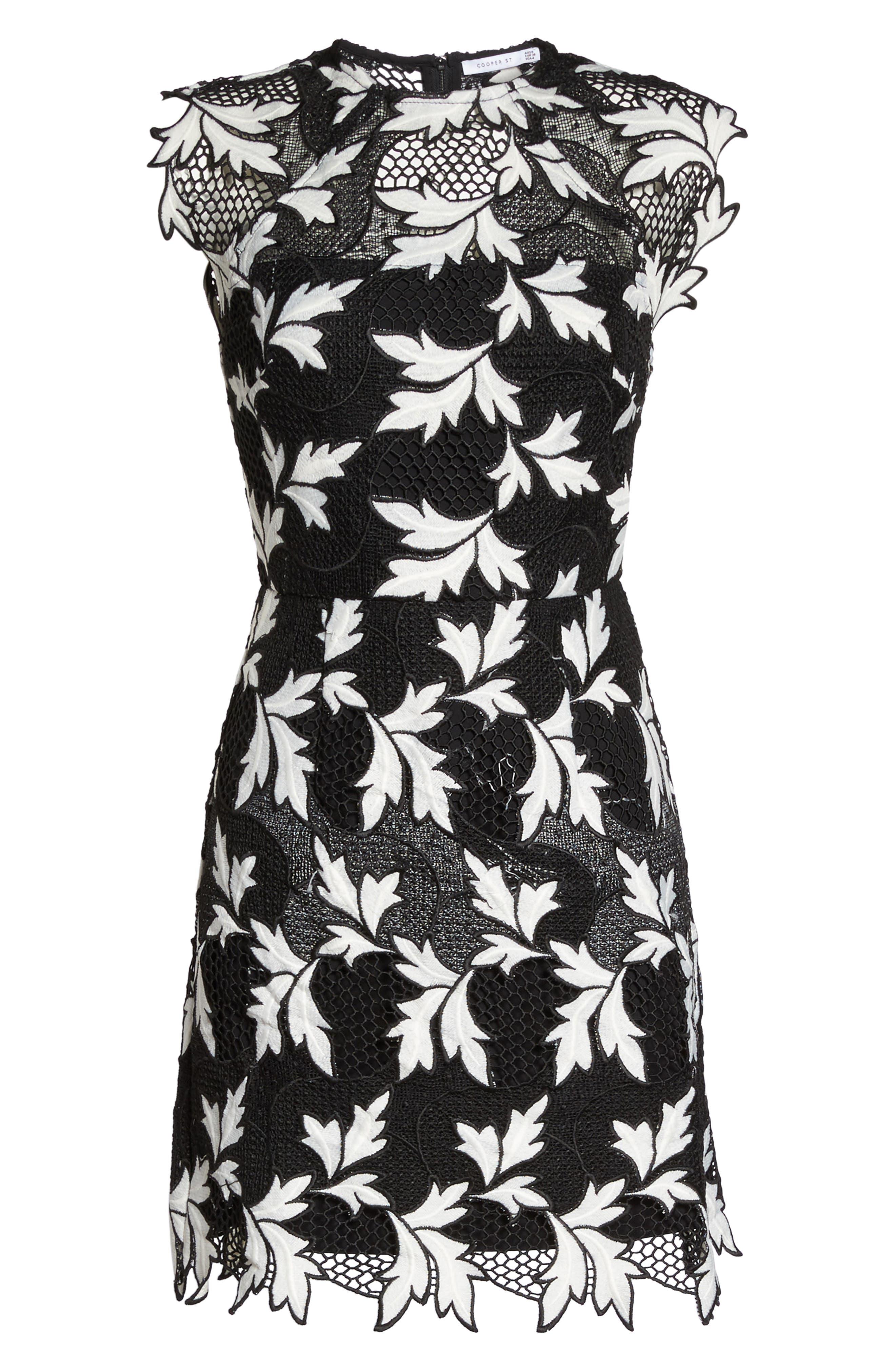 Alternate Image 6  - Cooper St Mount Ena Lace Dress
