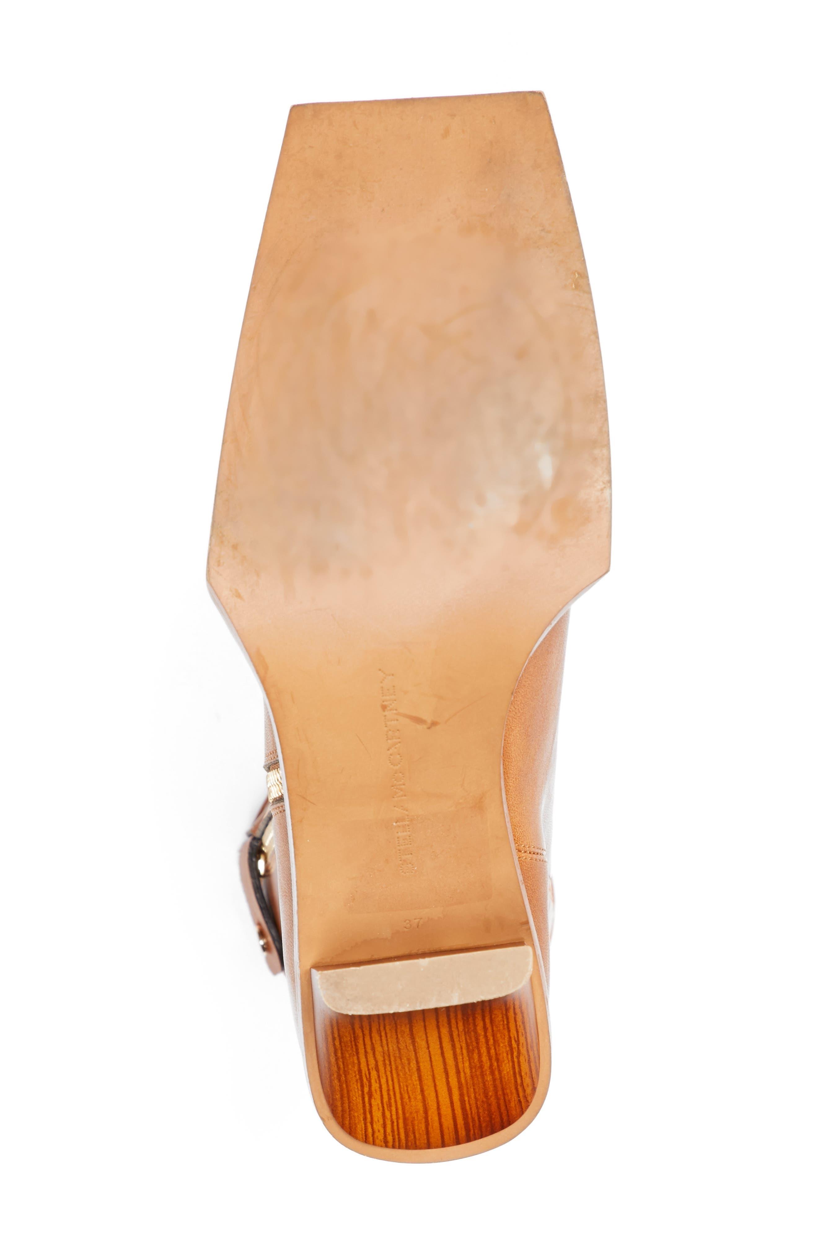 Alternate Image 6  - Stella McCartney Cap Toe Boot (Women)