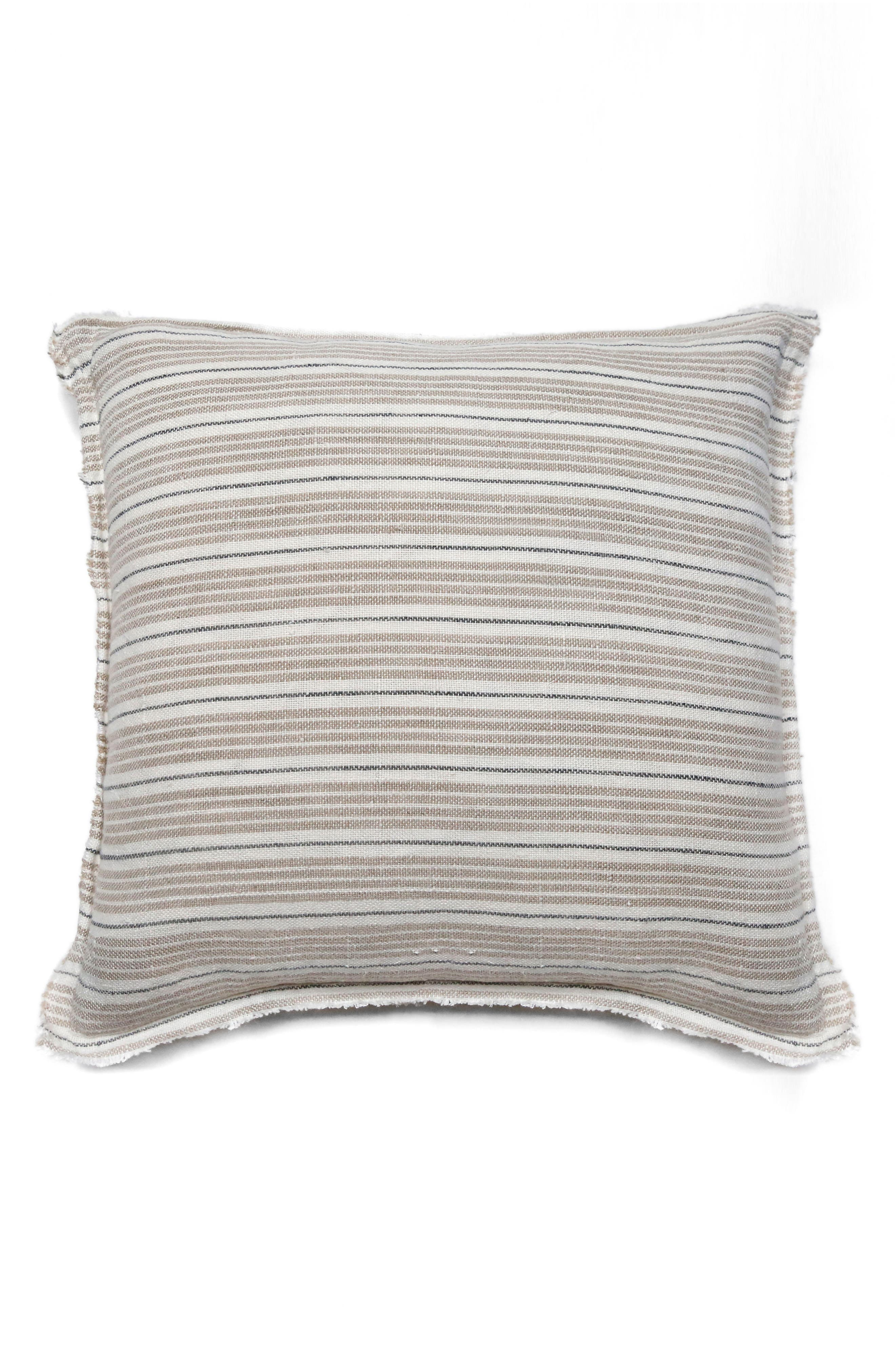 Alternate Image 1 Selected - Pom Pom at Home Newport Accent Pillow
