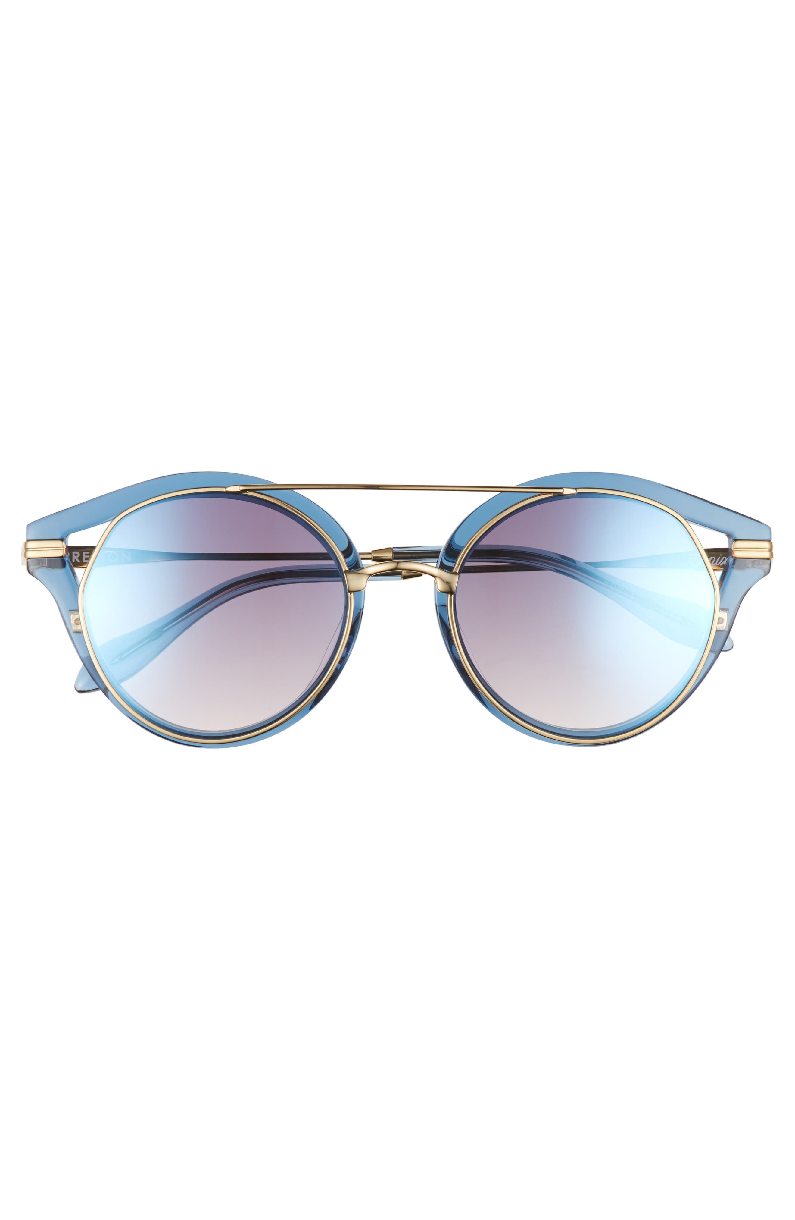 Alternate Image 3  - Sonix Preston 51mm Gradient Round Sunglasses