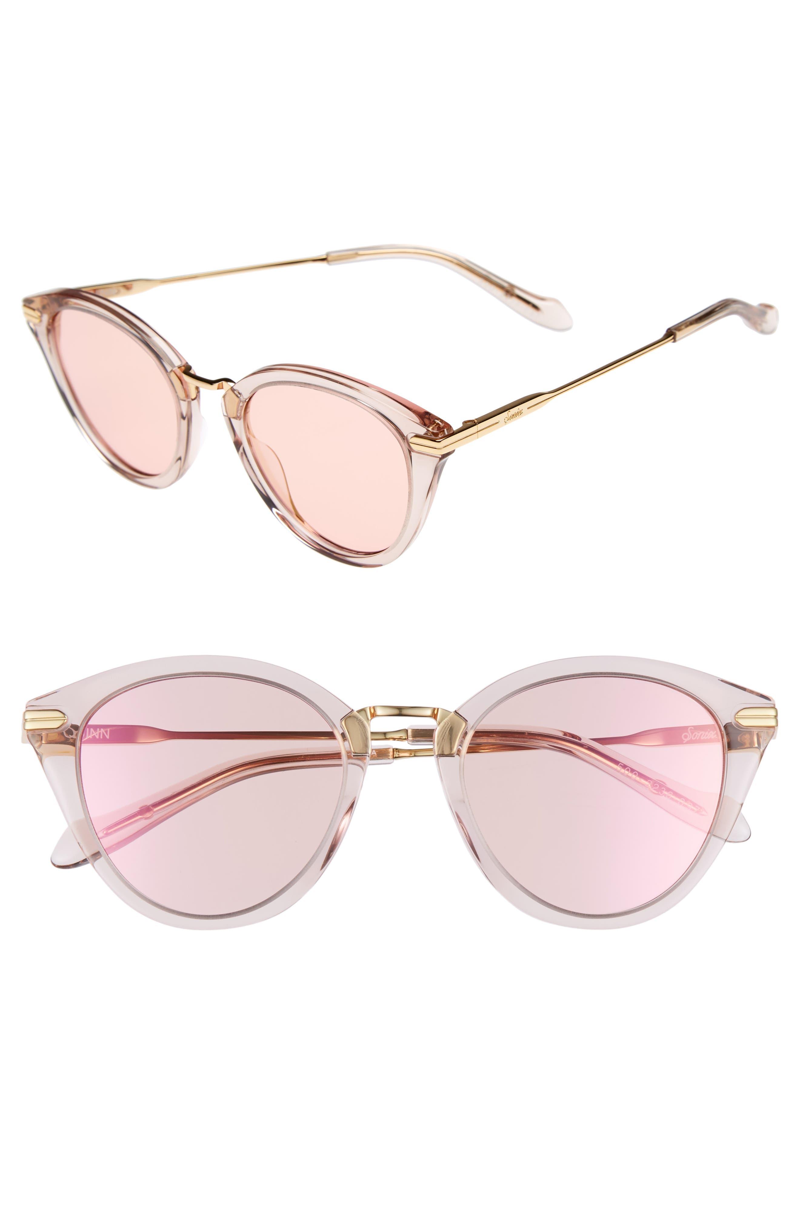 Main Image - Sonix Quinn 48mm Cat Eye Sunglasses