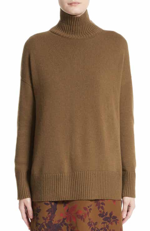 Women's Brown Cashmere Sweaters | Nordstrom