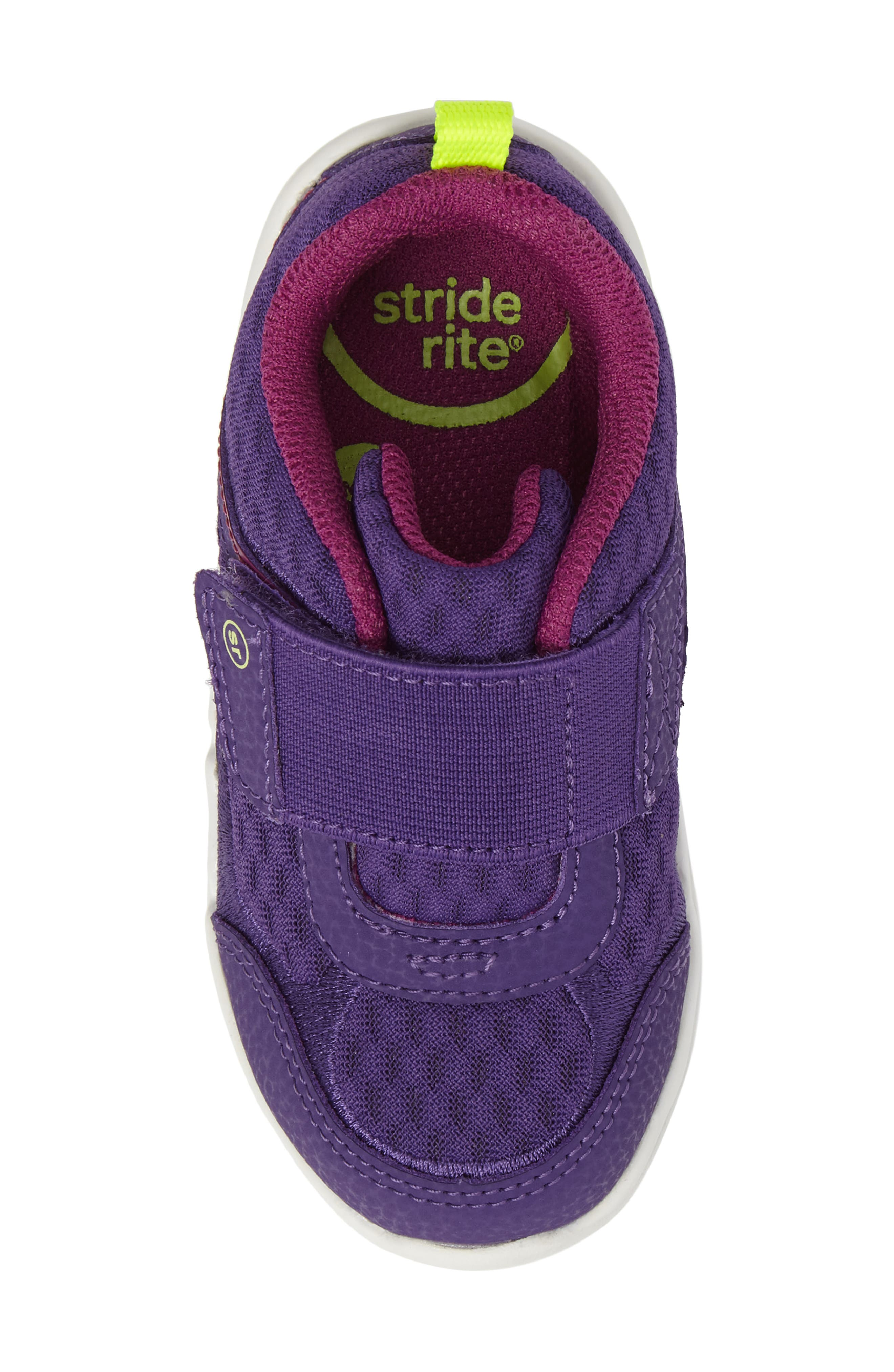 Casey Sneaker,                             Alternate thumbnail 4, color,                             Purple