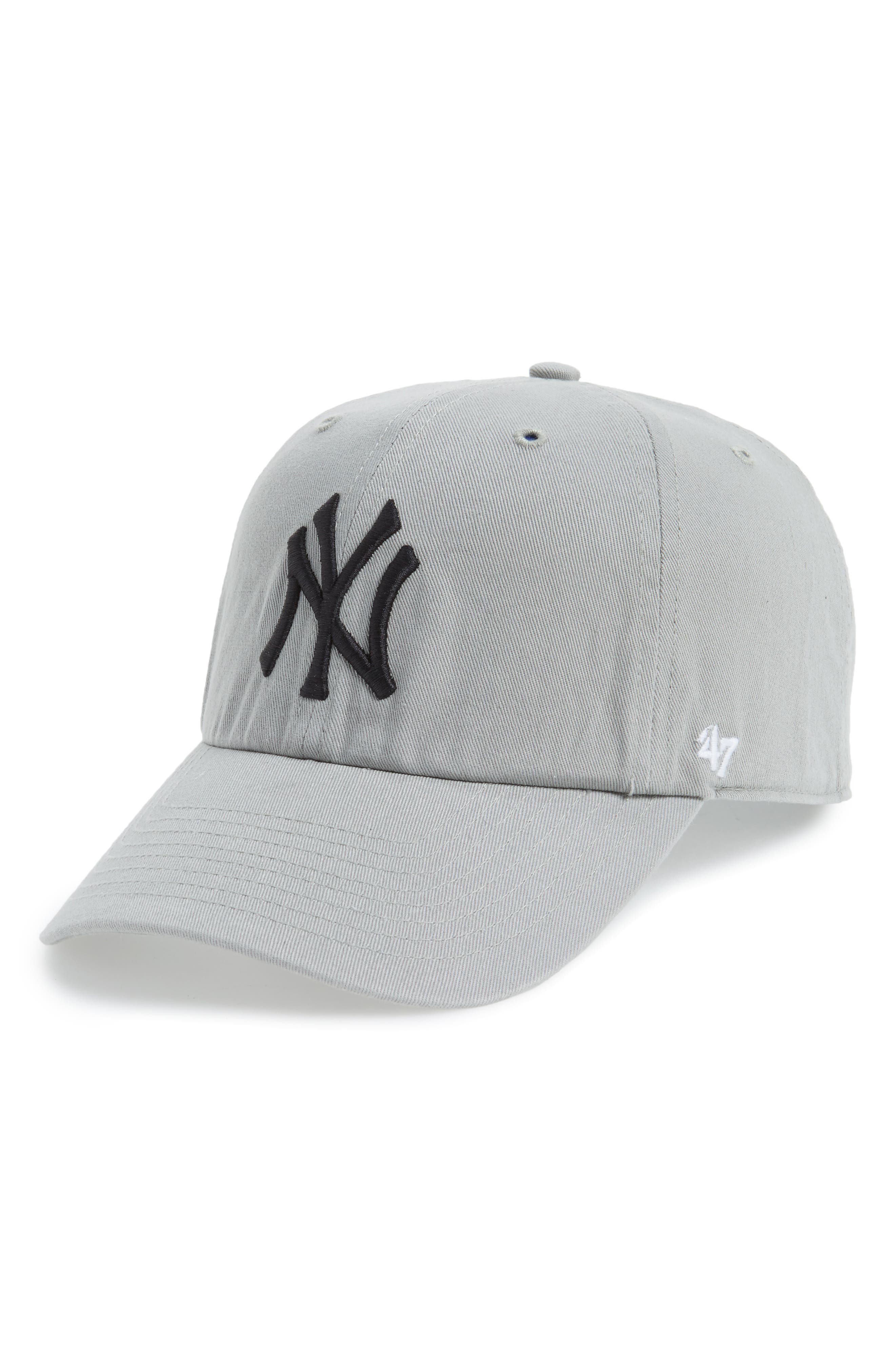 Main Image - '47 Clean Up NY Yankees Baseball Cap