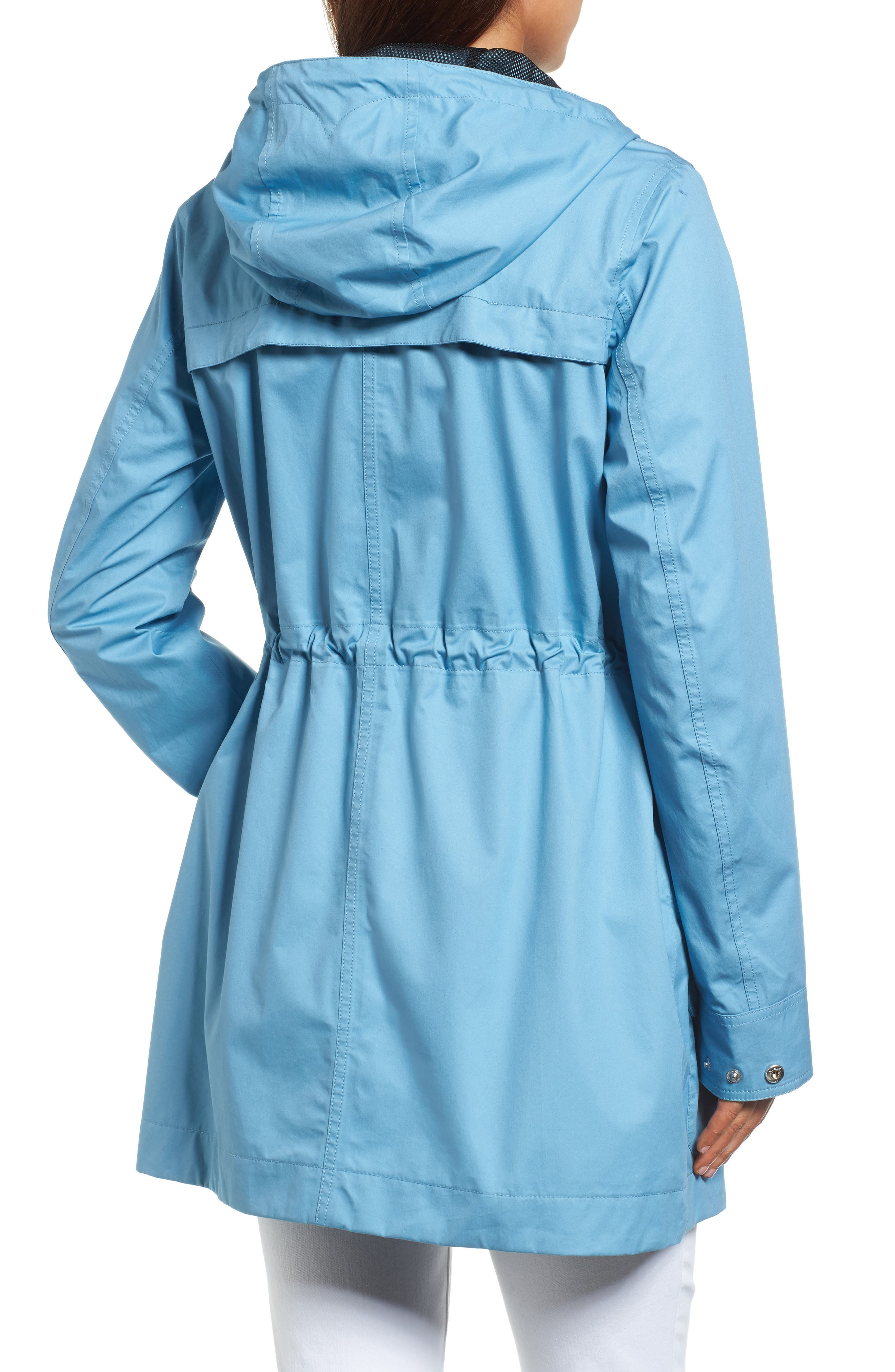 Original Cotton Hunting Coat,                             Alternate thumbnail 2, color,                             Pale Blue