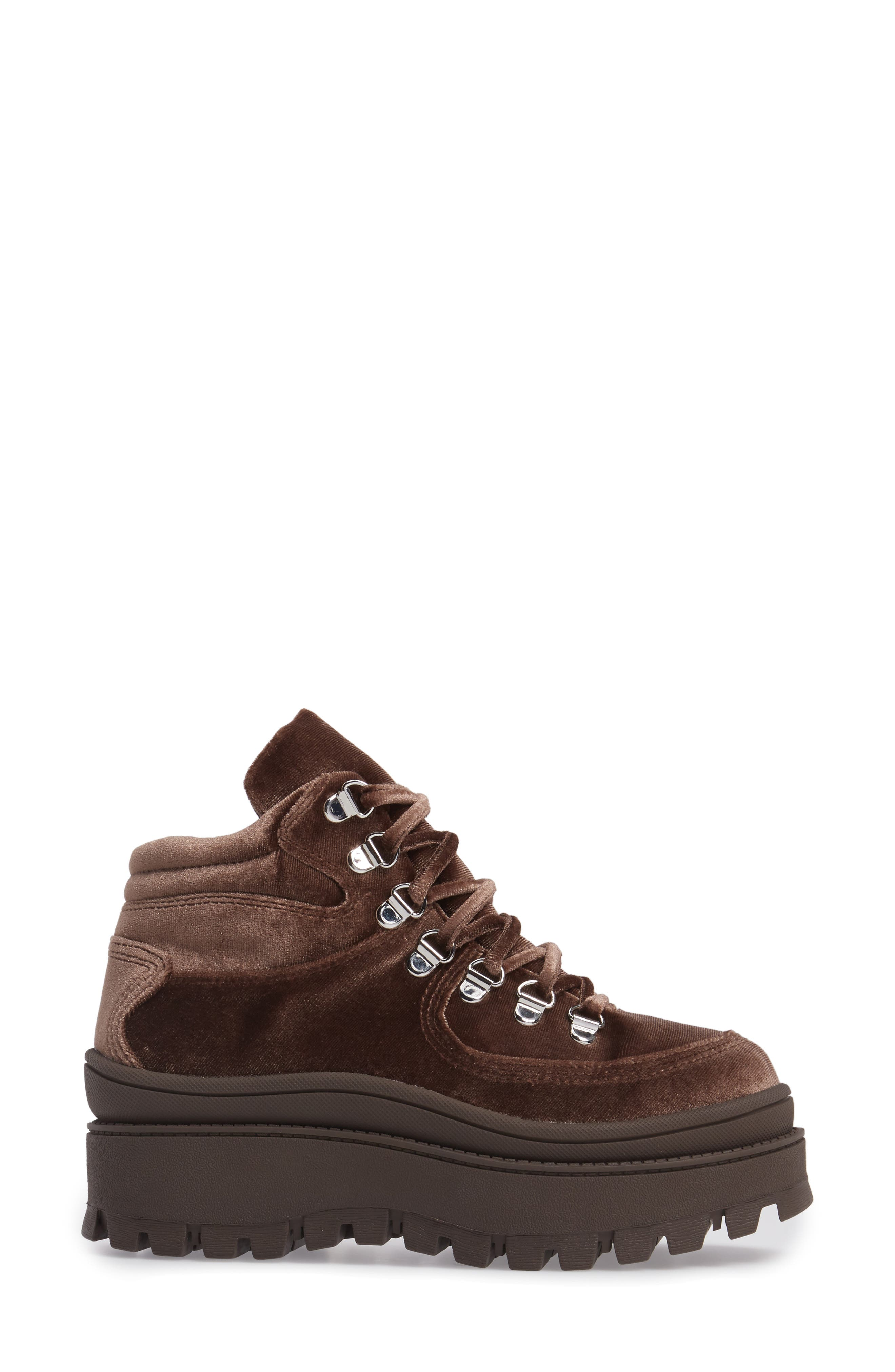 Alternate Image 3  - Jeffrey Campbell Top Peak Platform Sneaker (Women)