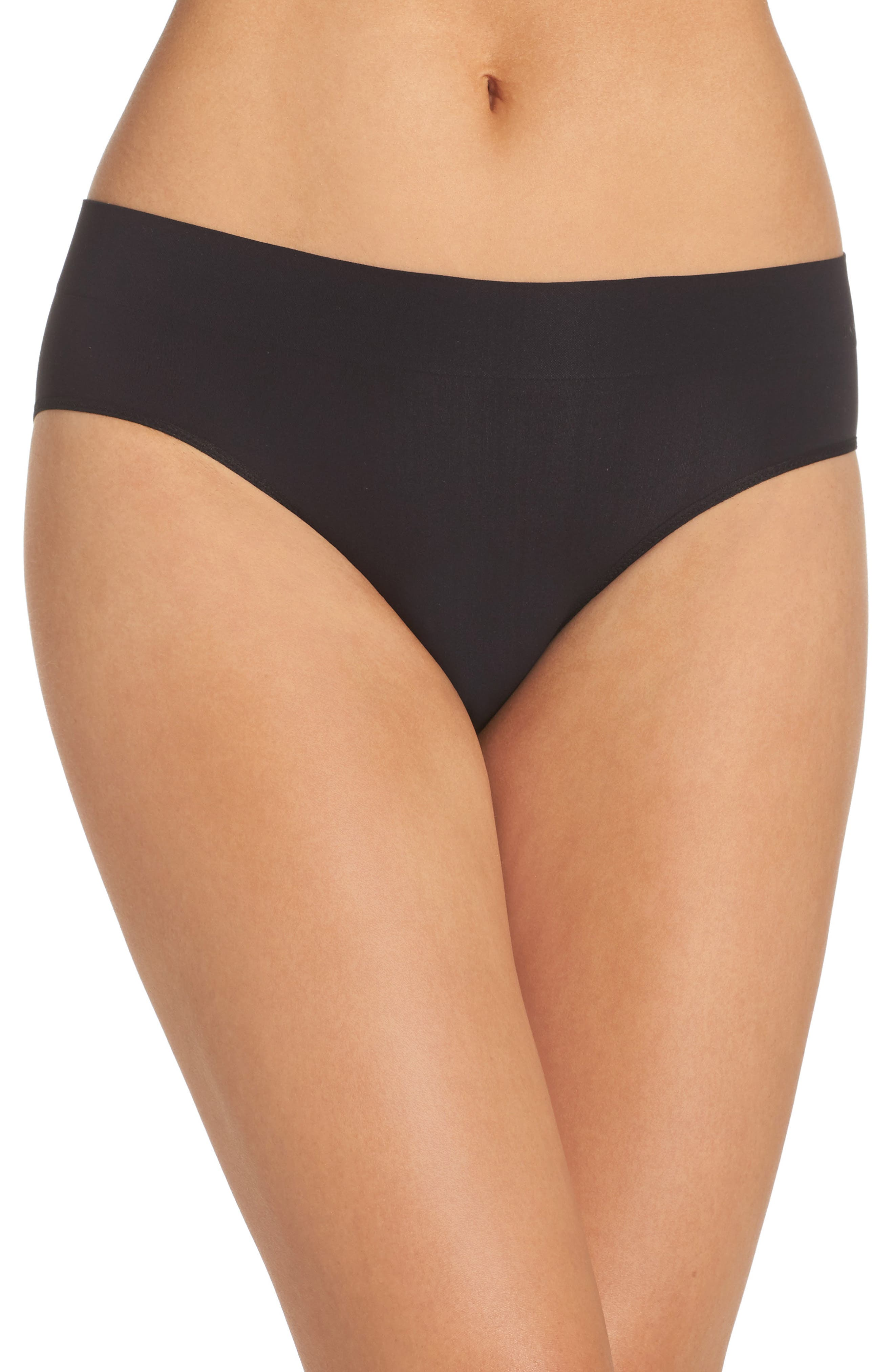 Alternate Image 1 Selected - DKNY LiteWear Seamless Bikini (3 for $33)