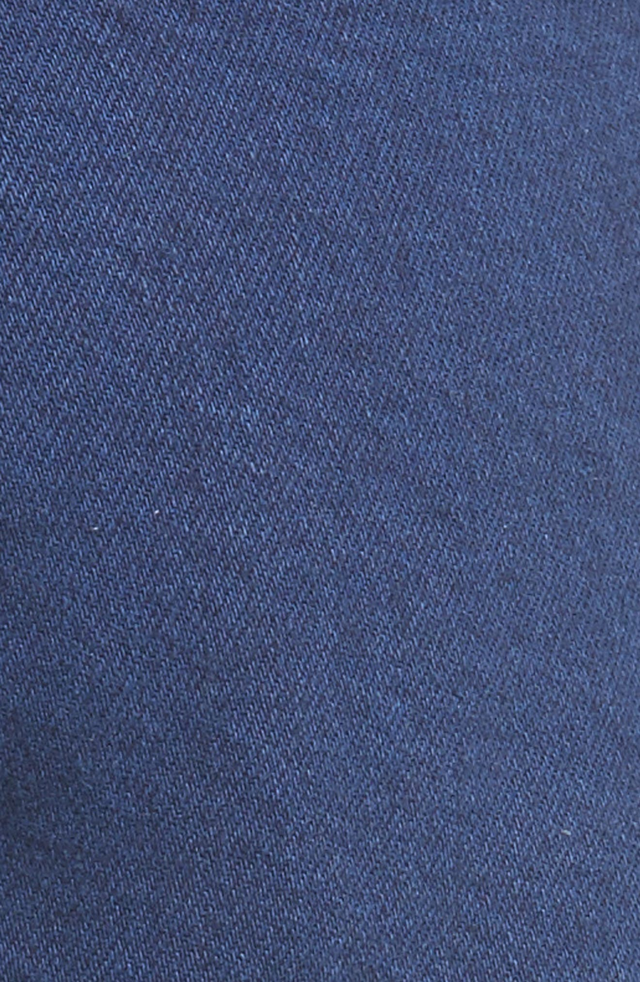 Alternate Image 5  - ACNE Studios River Slim Tapered Fit Jeans (Cobalt)