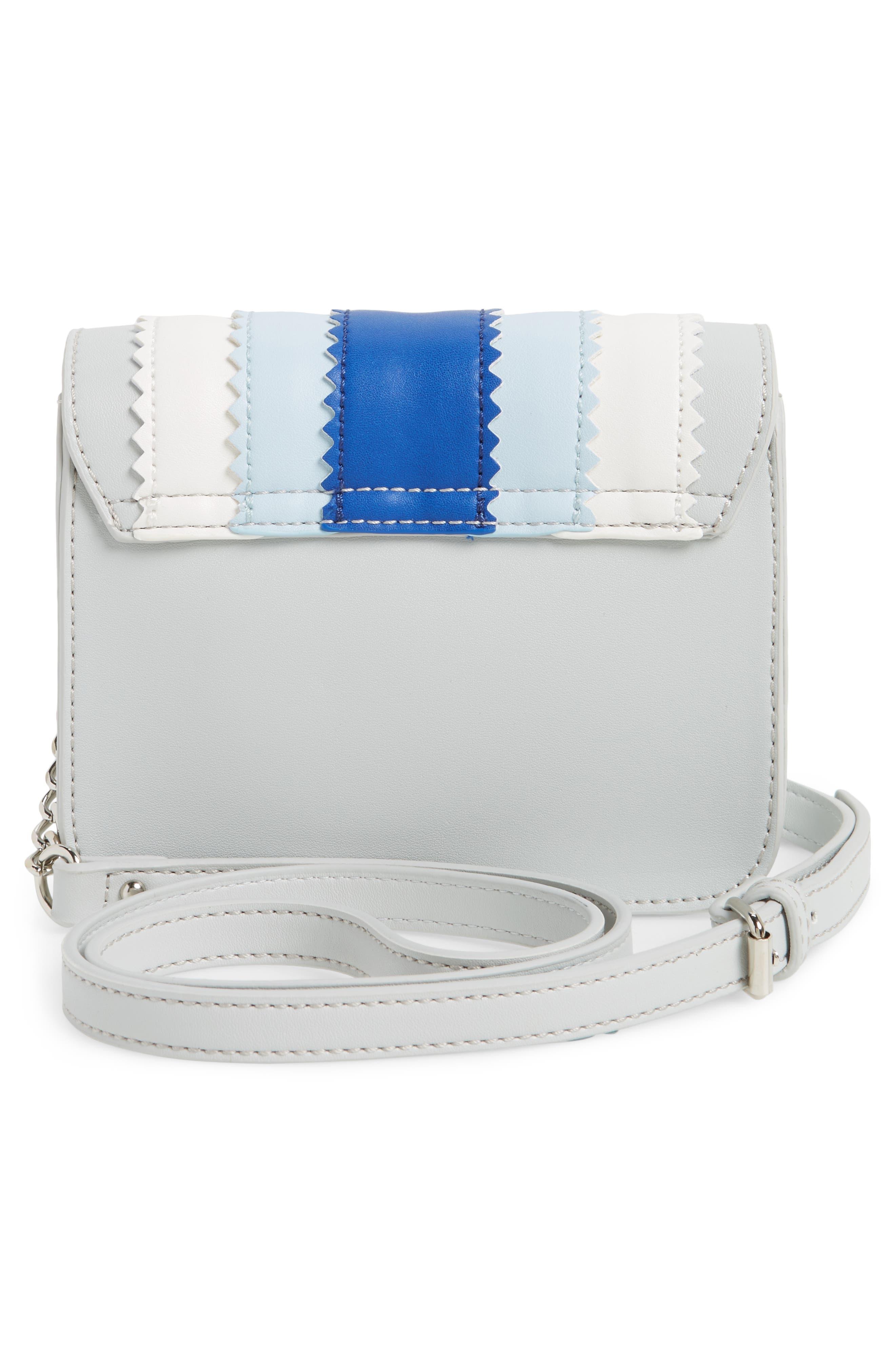 Alternate Image 3  - BP. Faux Leather Appliqué Mini Crossbody Bag