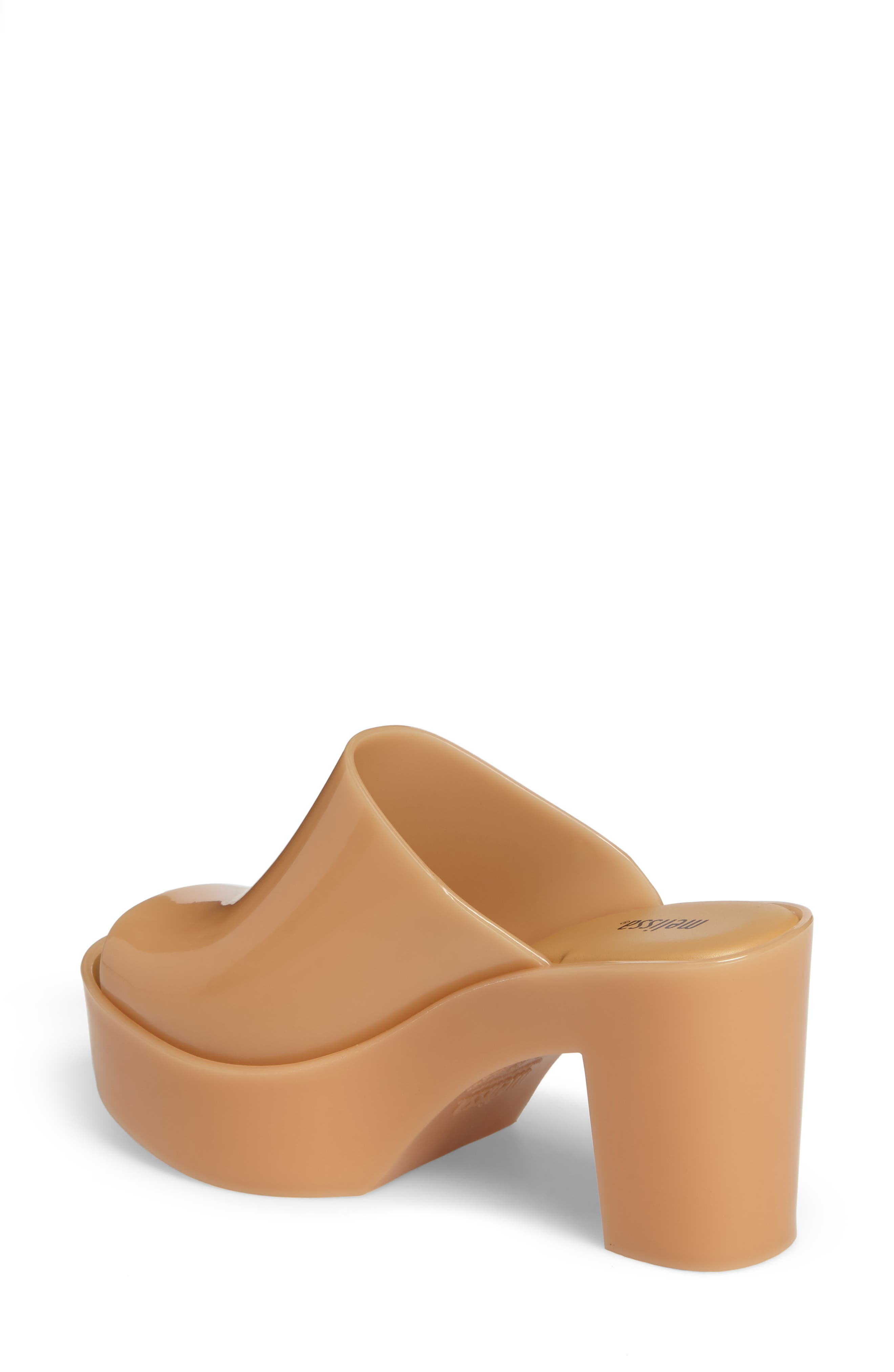 Alternate Image 2  - Melissa Open Toe Platform Mule (Women)