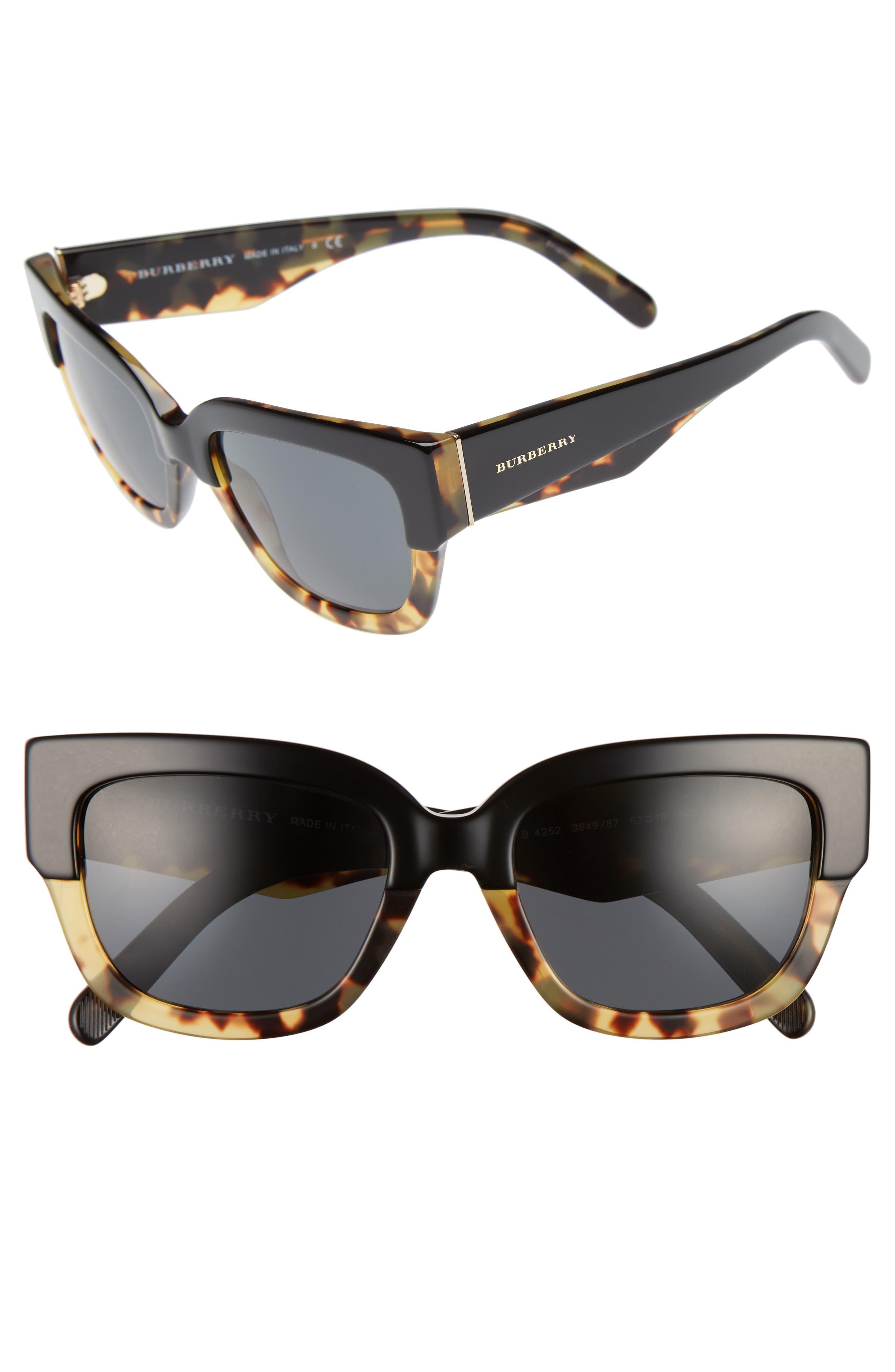 Burberry 53mm Sunglasses