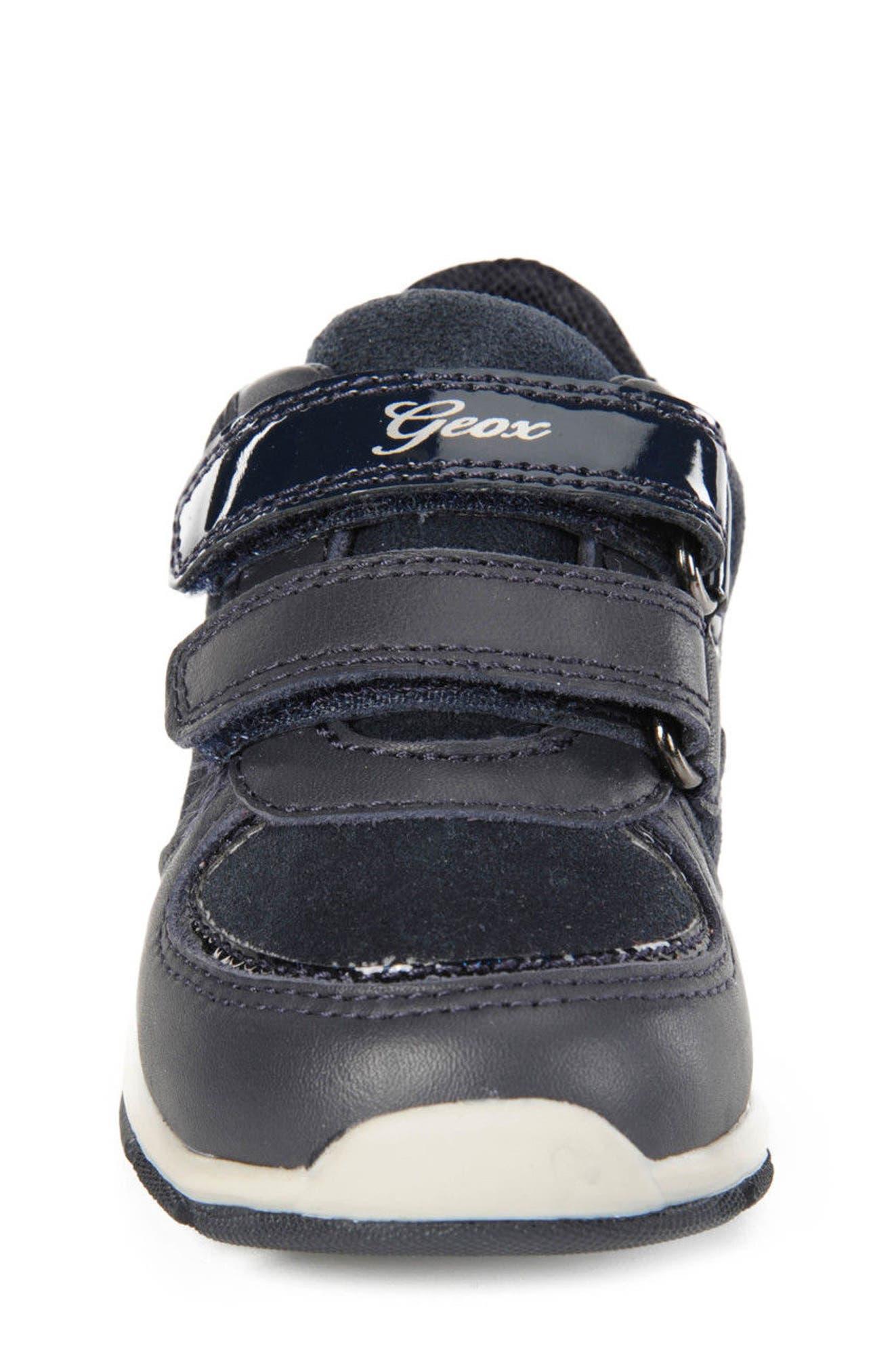 Alternate Image 4  - Geox Shaax Love Sneaker (Walker & Toddler)