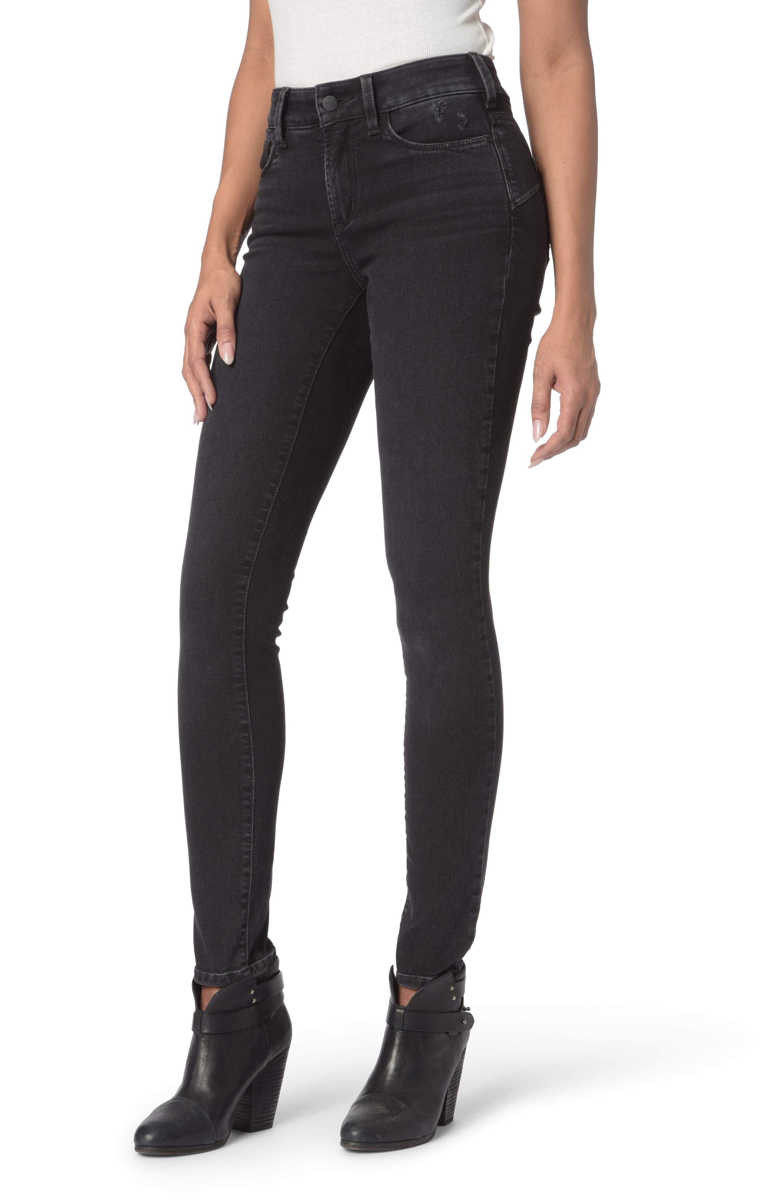 NYDJ Alina Uplift Stretch Skinny Jeans (Regular & Petite)
