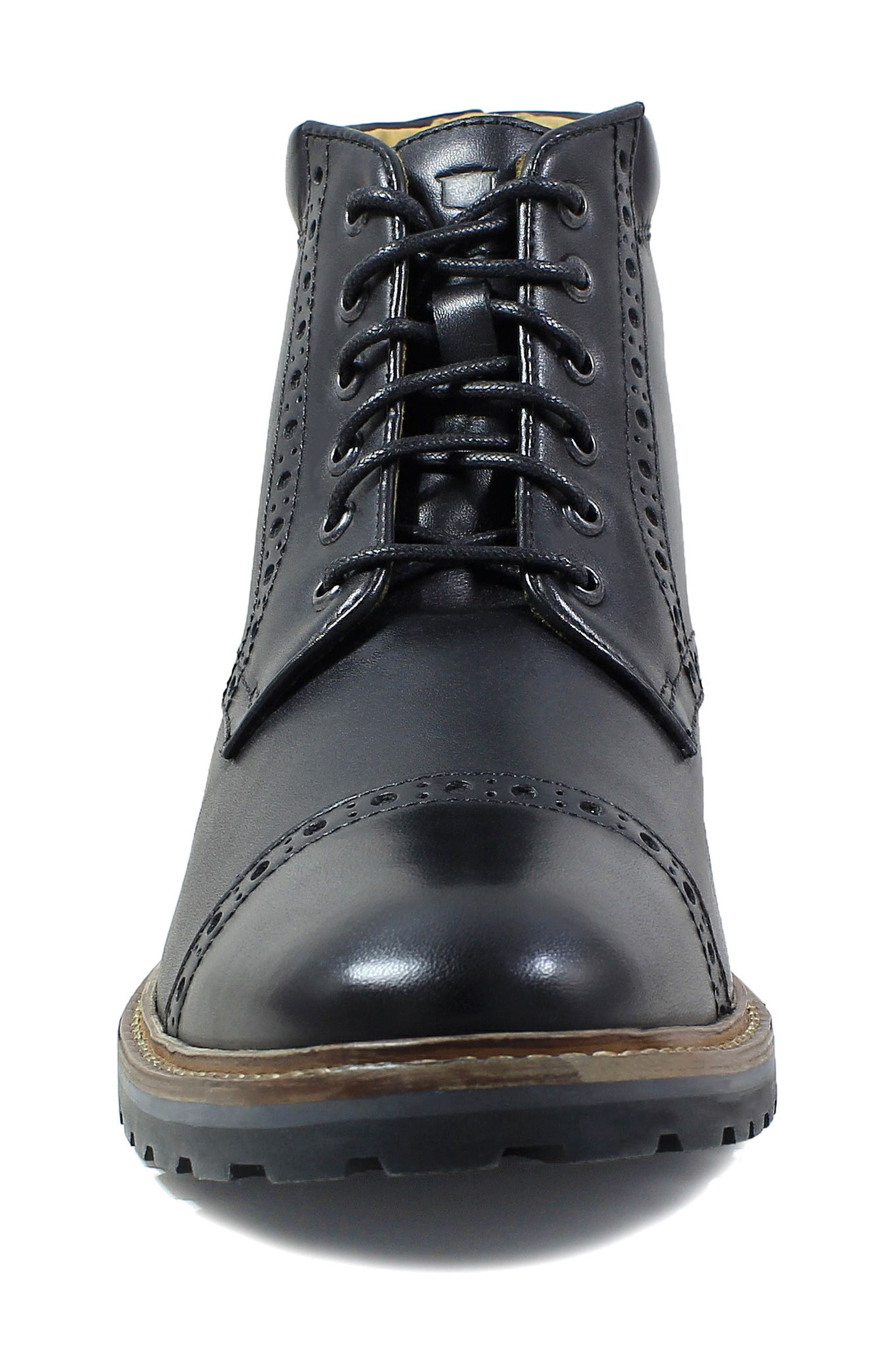 Alternate Image 4  - Florsheim Estabrook Cap Toe Boot (Men)