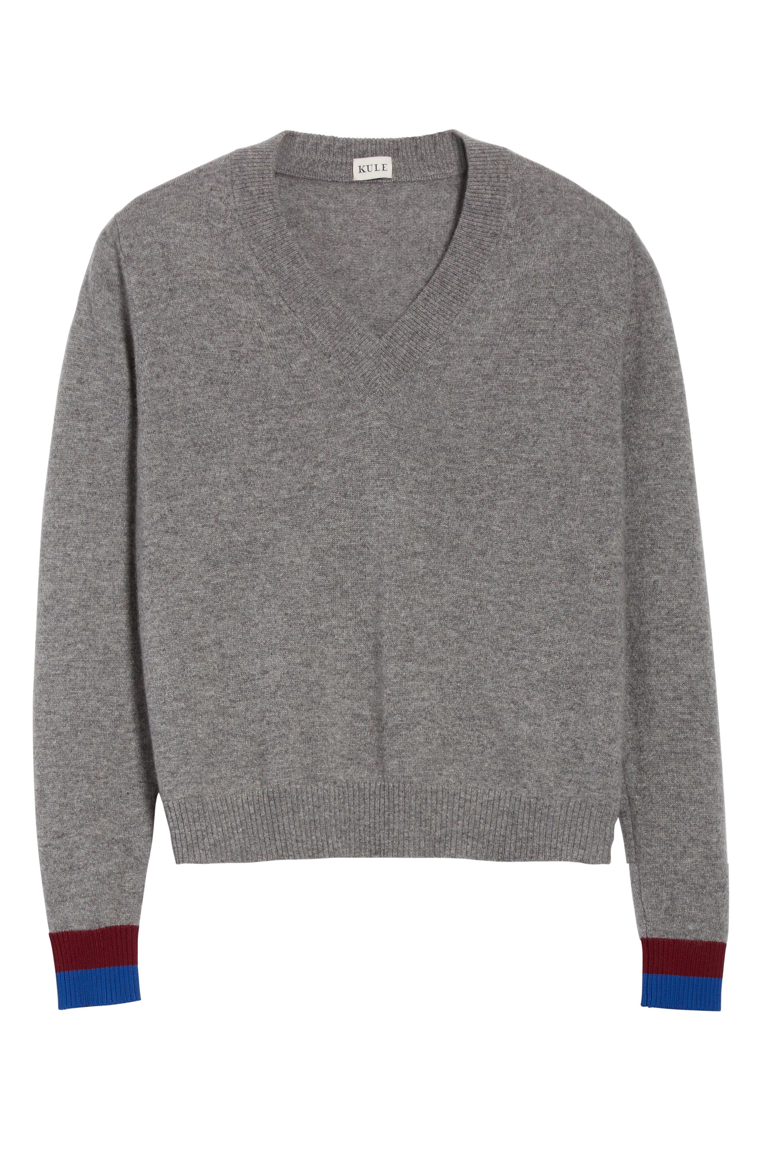 Alternate Image 6  - Kule Cashmere Sweater