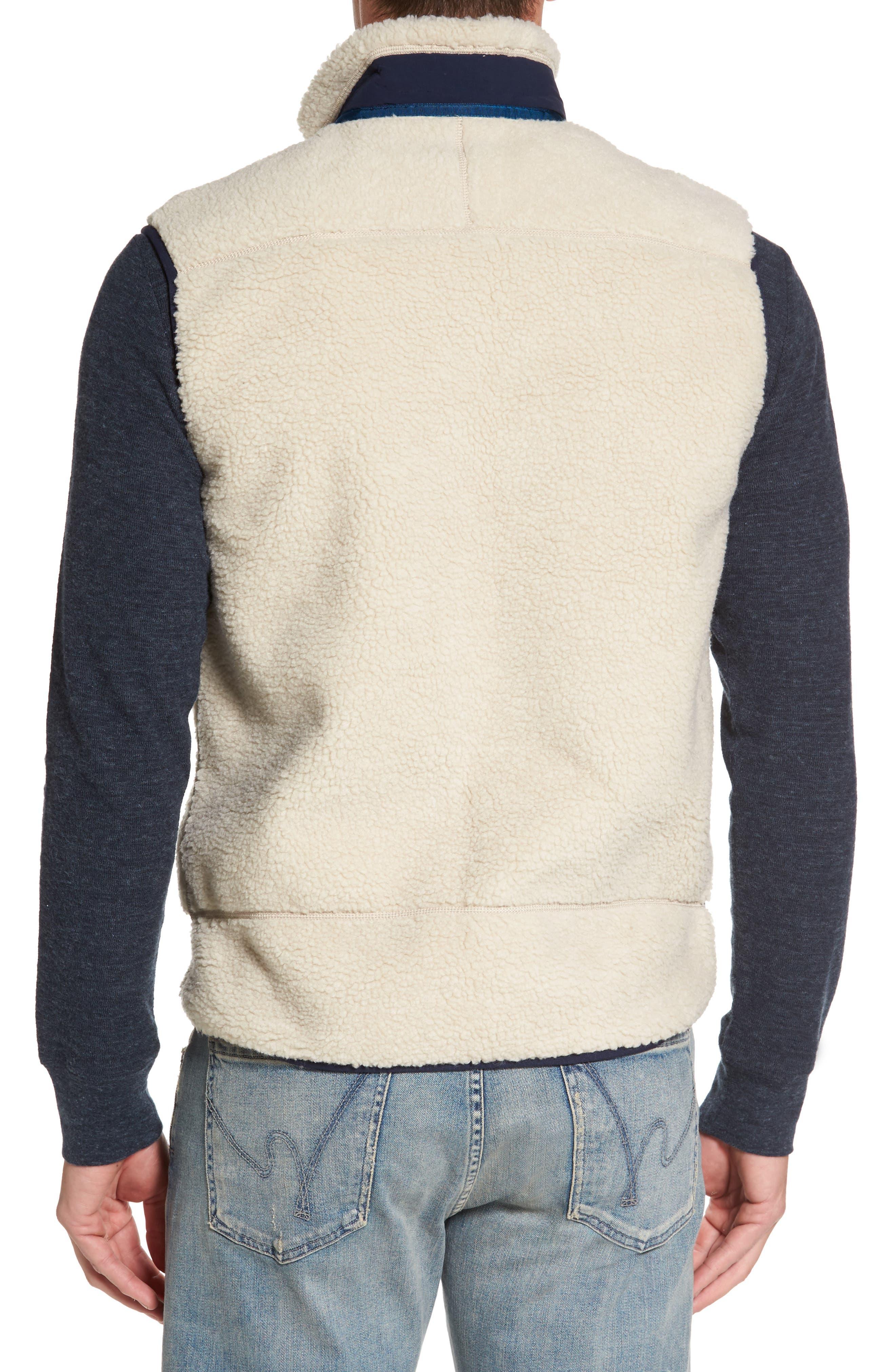 Alternate Image 2  - Patagonia Classic Retro-X® Waterproof Vest