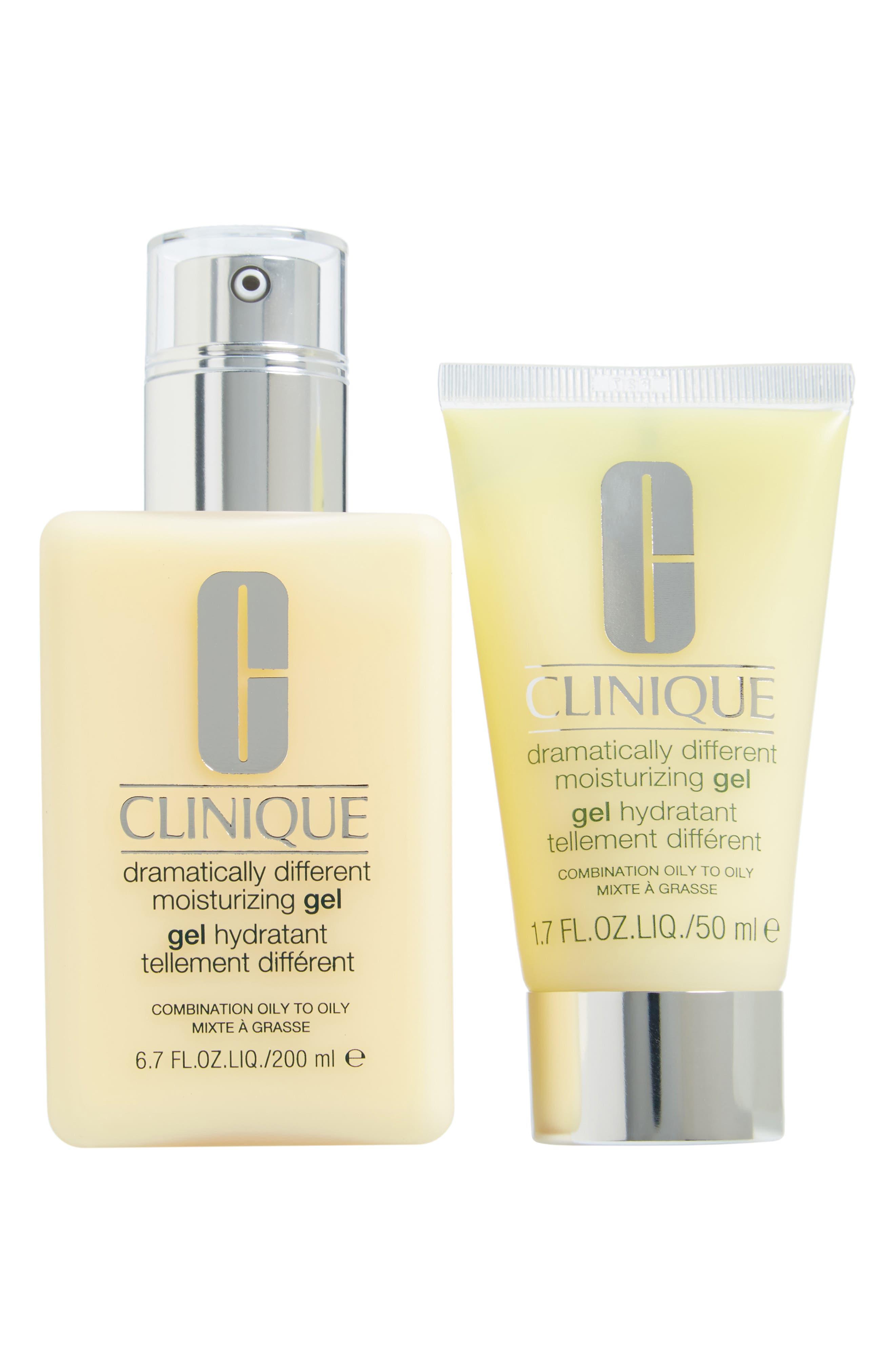 Main Image - Clinique 'Big Genius Little Genius - Dramatically Different' Moisturizing Gel Duo (Nordstrom Exclusive) ($52.50 Value)