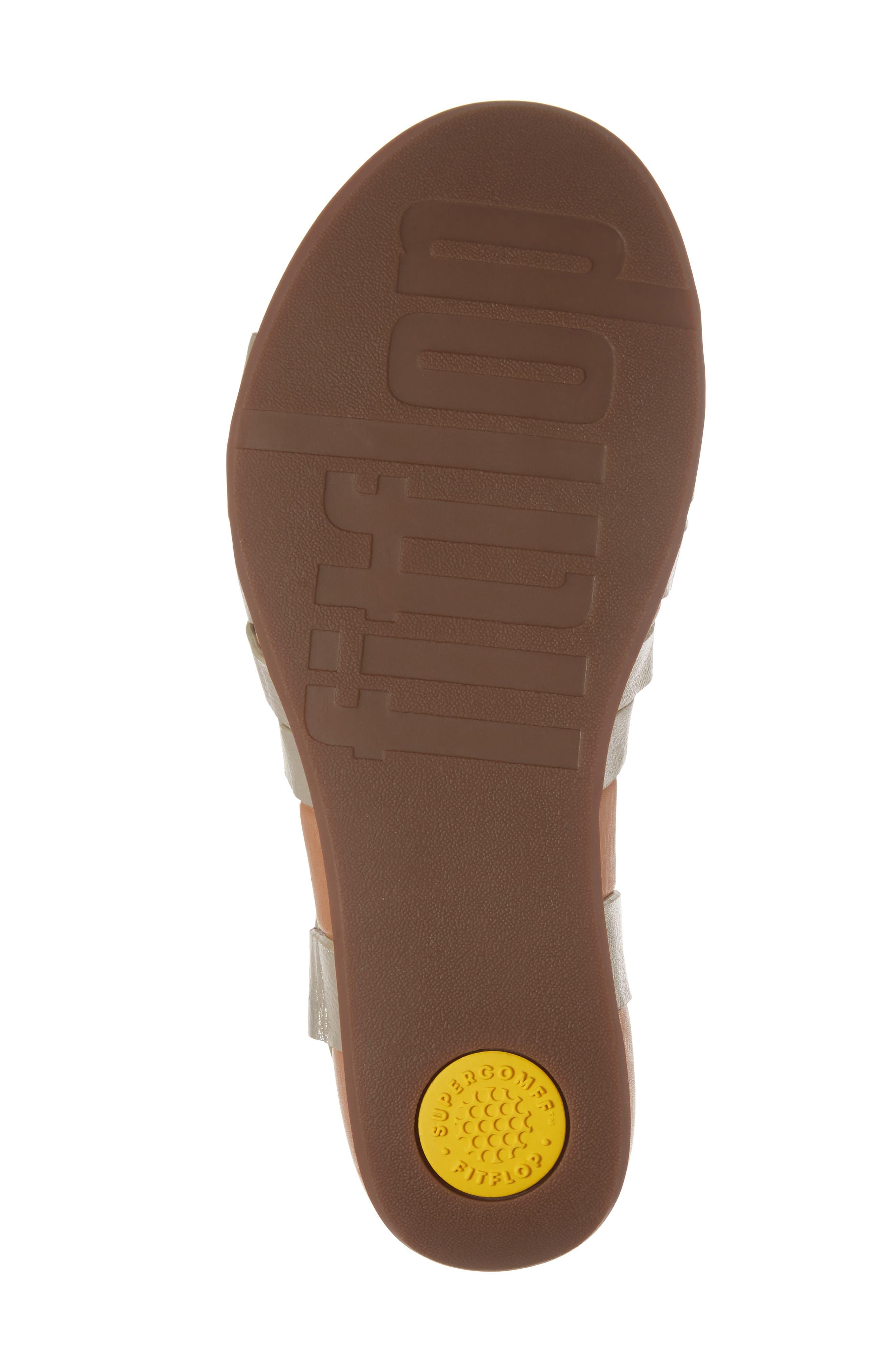 Alternate Image 6  - FitFlop Lumy Gladiator Sandal (Women)