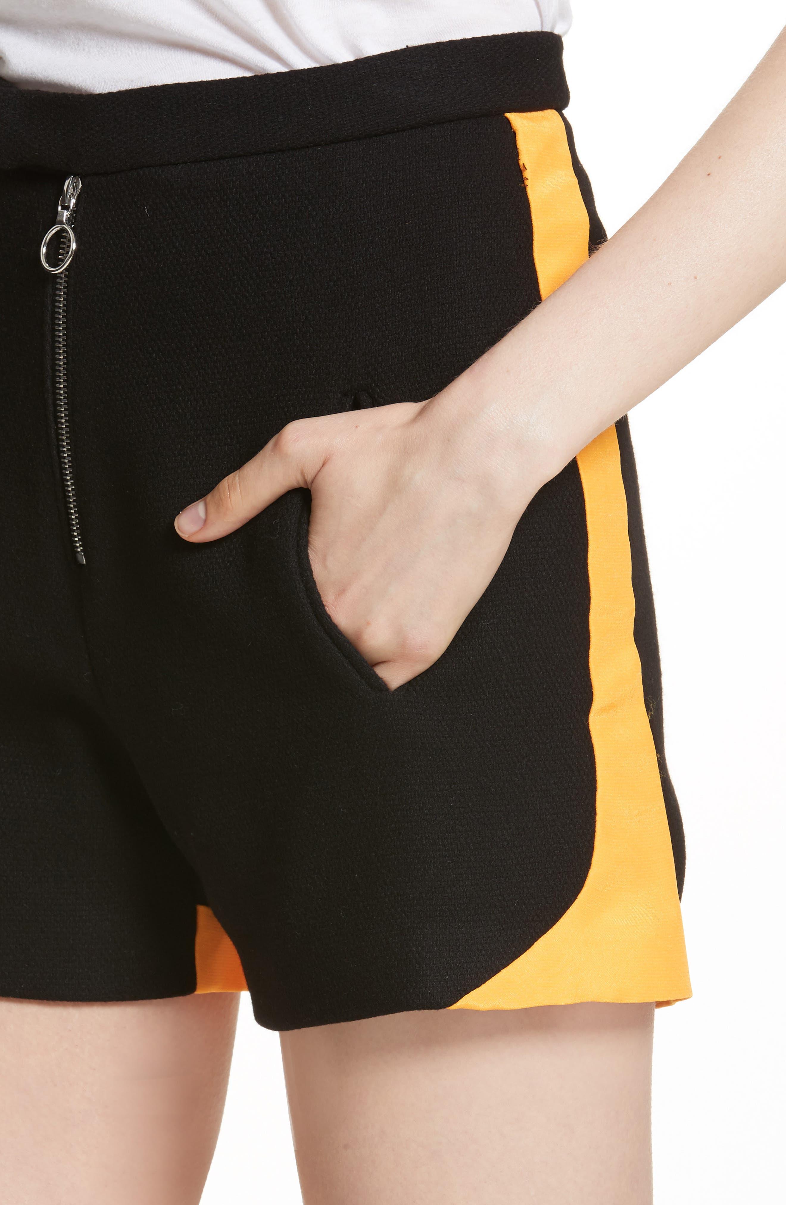 Alternate Image 4  - Marine Serre Shorts