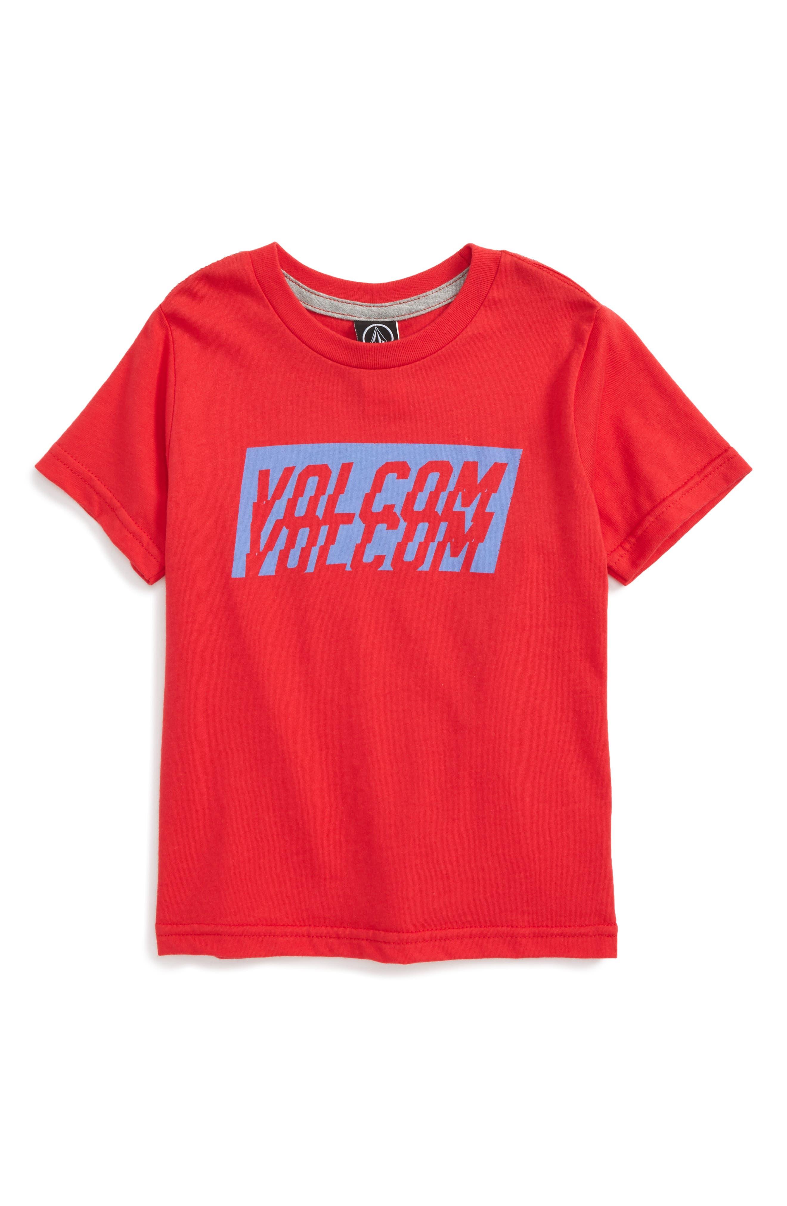 Volcom Chopper Graphic T-Shirt (Toddler Boys, Little Boys & Big Boys)