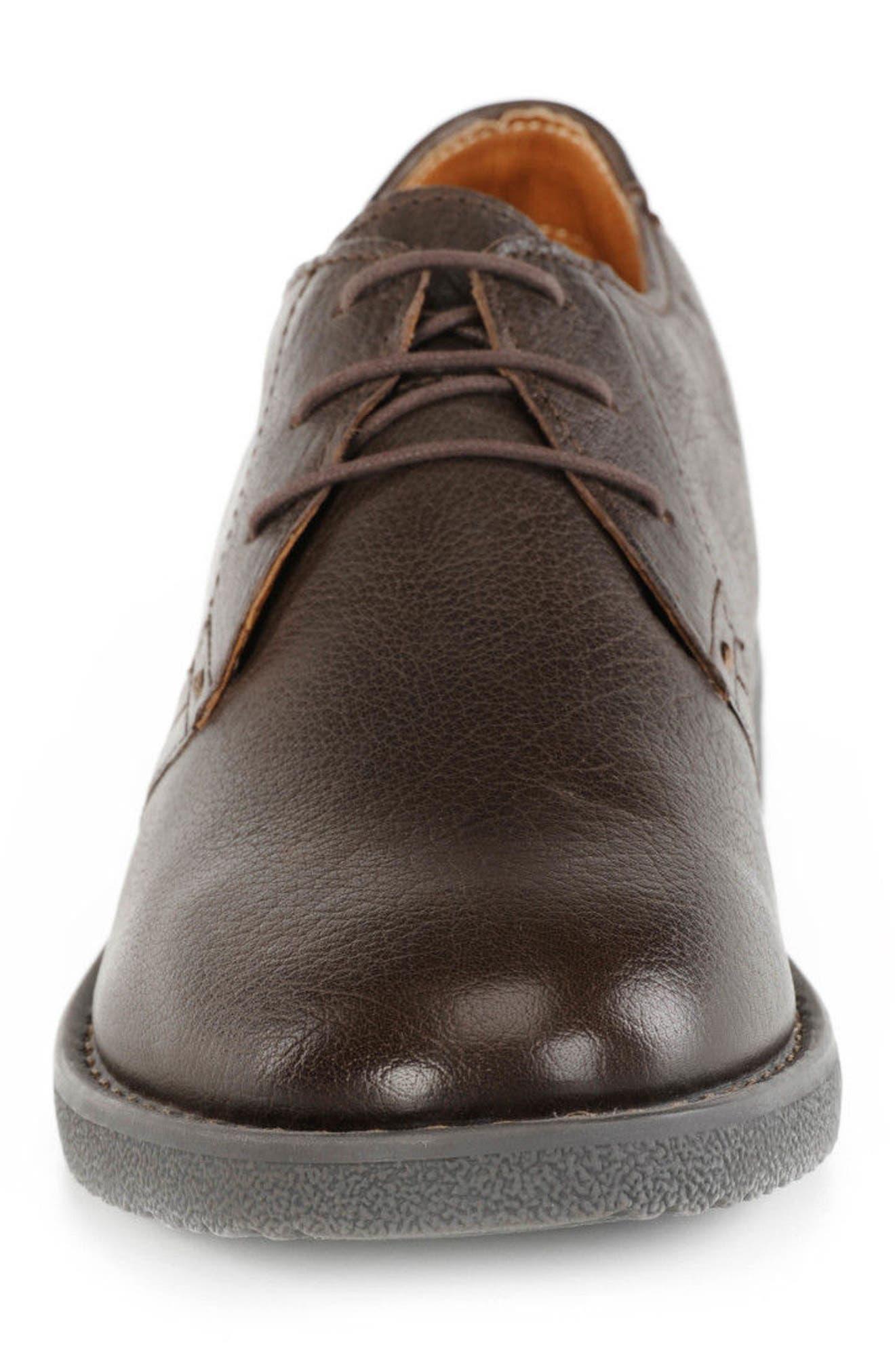 Alternate Image 5  - Geox Brandled Plain Toe Derby (Men)