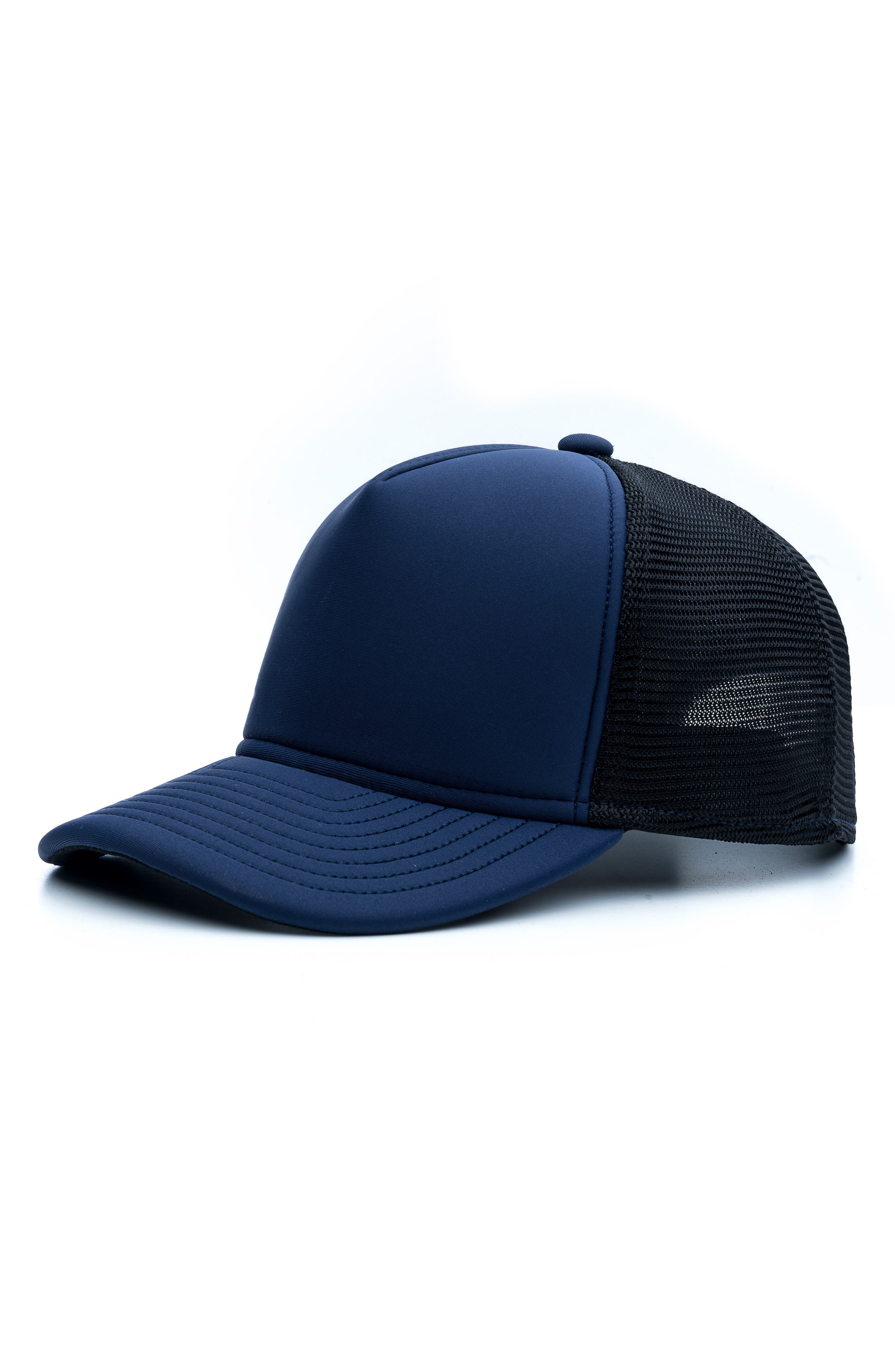 The Marksman Mesh Cap,                         Main,                         color, Navy