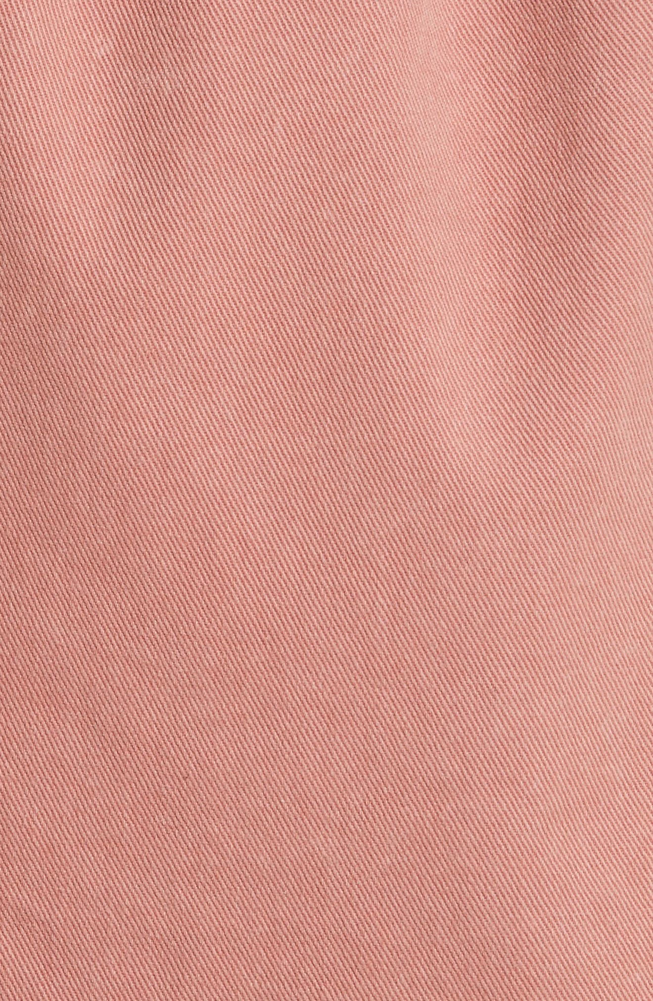 Alternate Image 5  - La Vie Rebecca Taylor Garment Dyed Twill Jacket