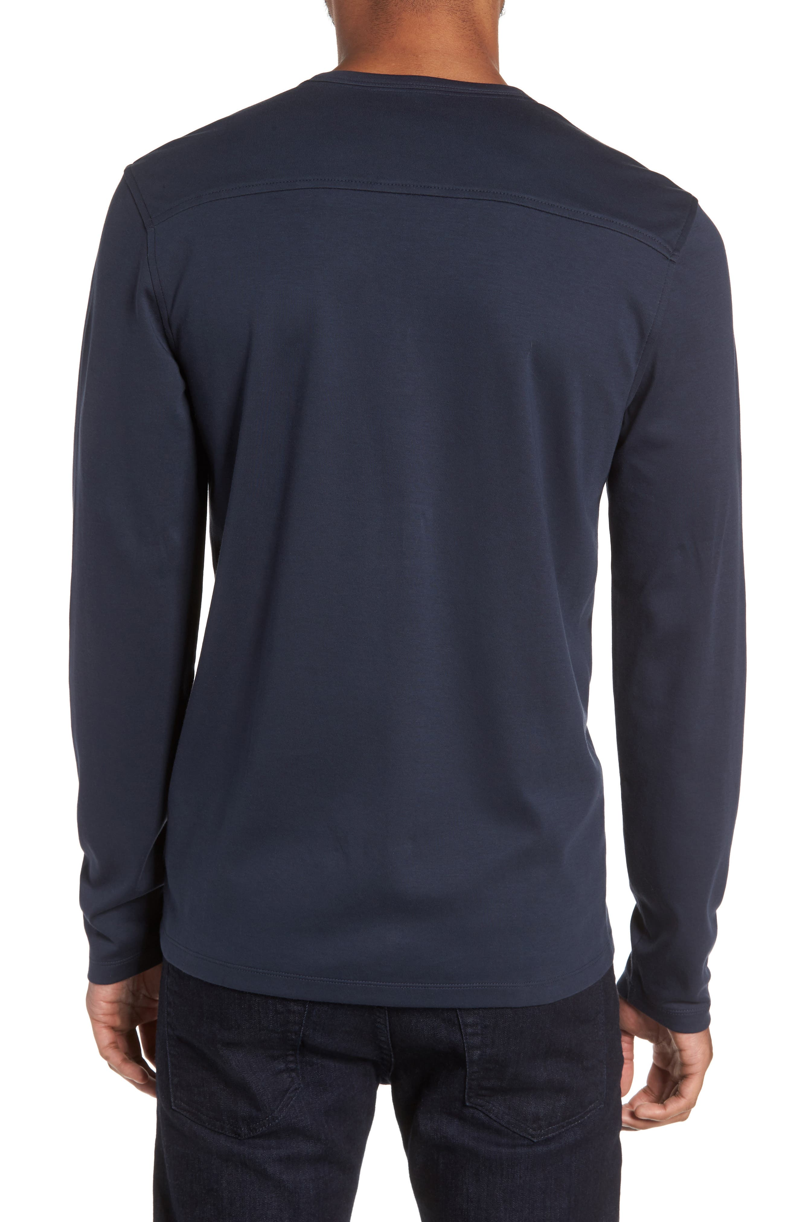 Alternate Image 2  - Calibrate Refined Cotton Henley