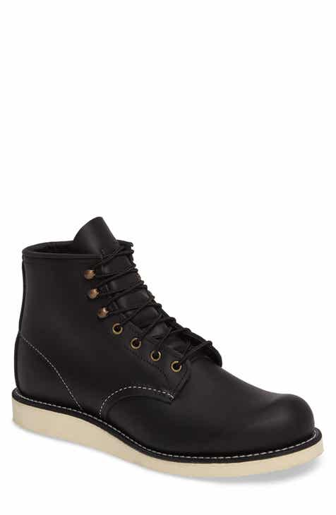 Black Red Wing Boots Shoes Nordstrom